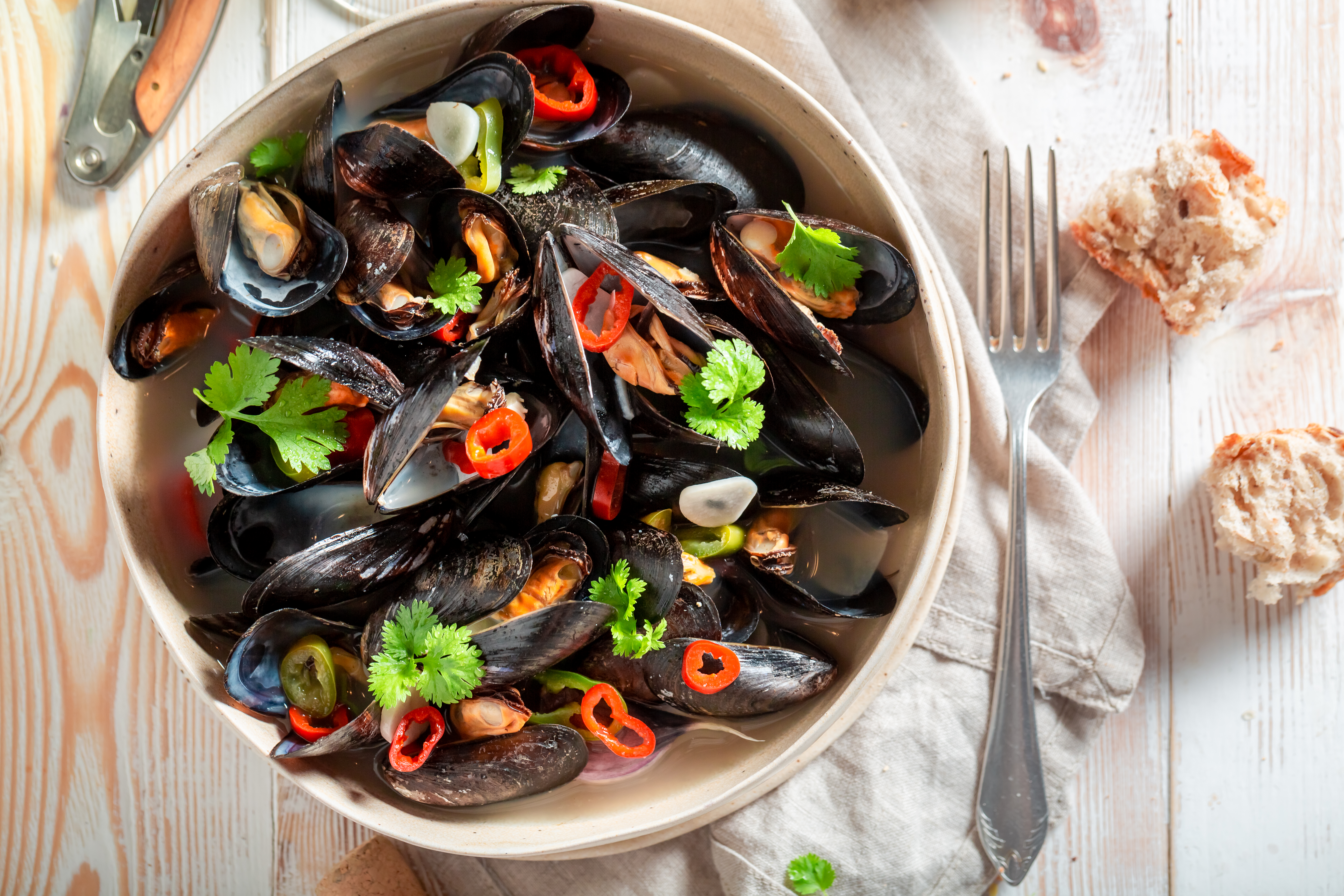 Can I Eat Mussels While Pregnant | Healthy Eating | SF Gate