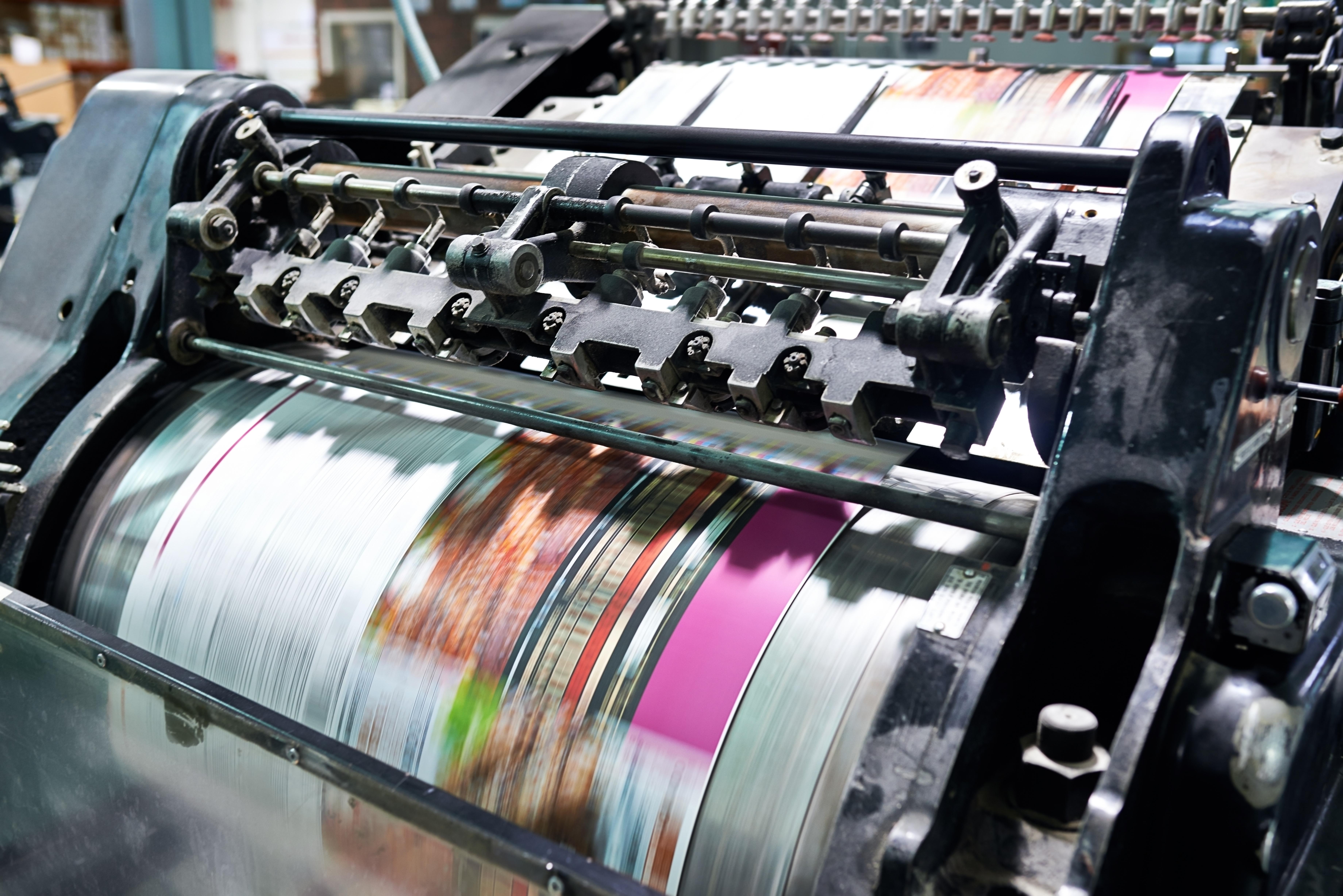Benefits of the Printing Press on Education | Bizfluent