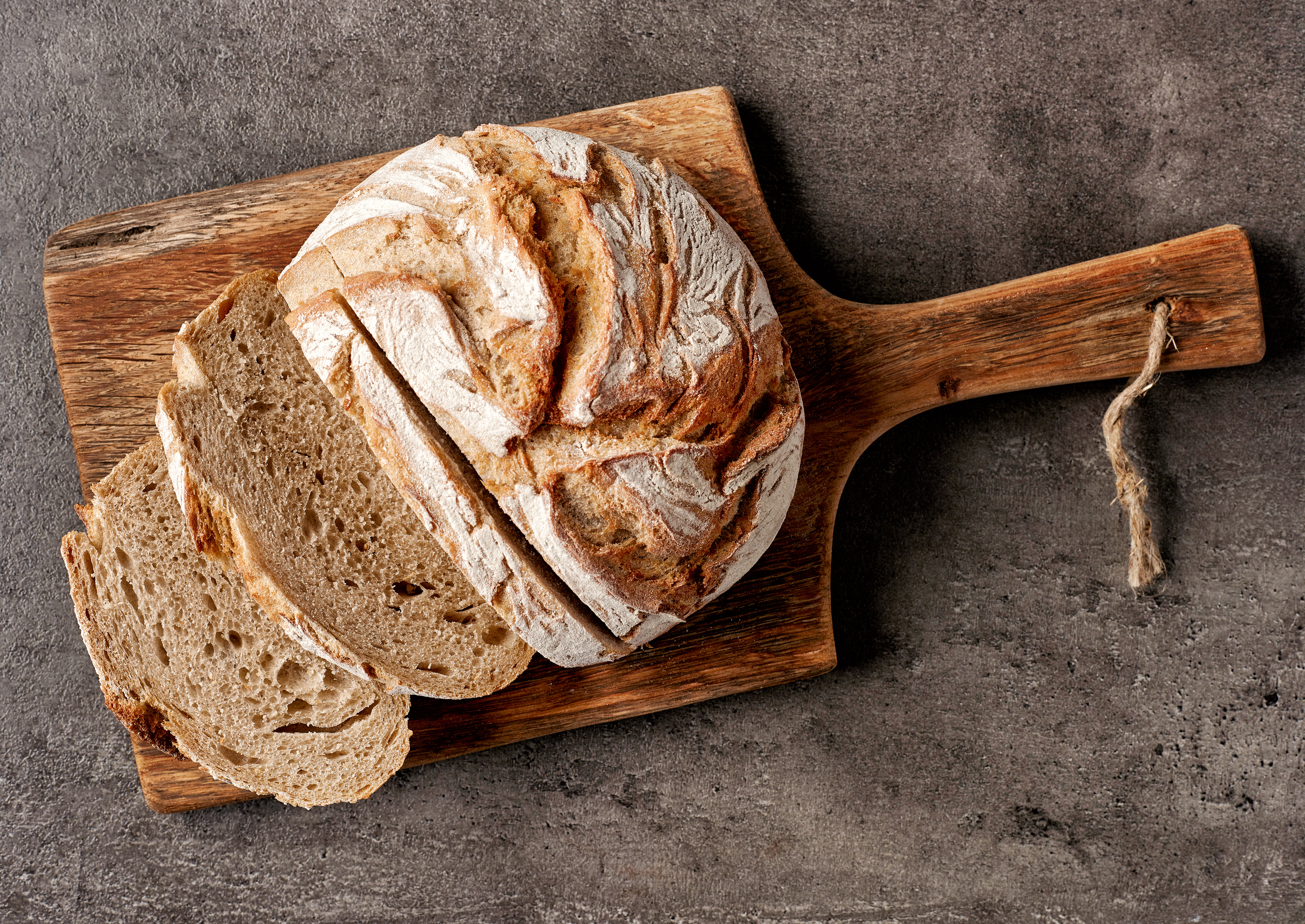 Whole Wheat vs  Durum Wheat vs  Stone Ground | Healthy