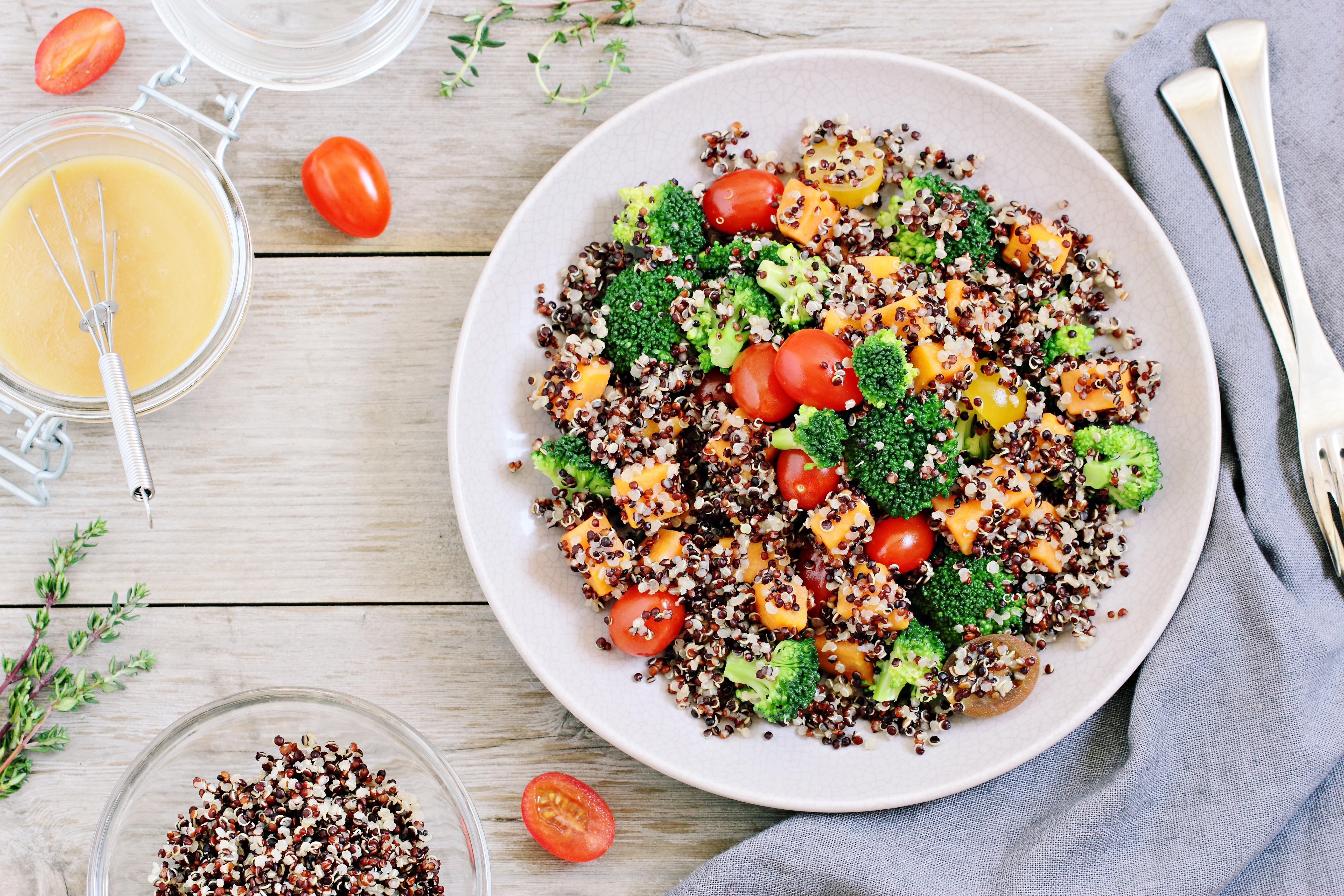 High Protein Vegetarian Stir Fry Healthy Eating Sf Gate