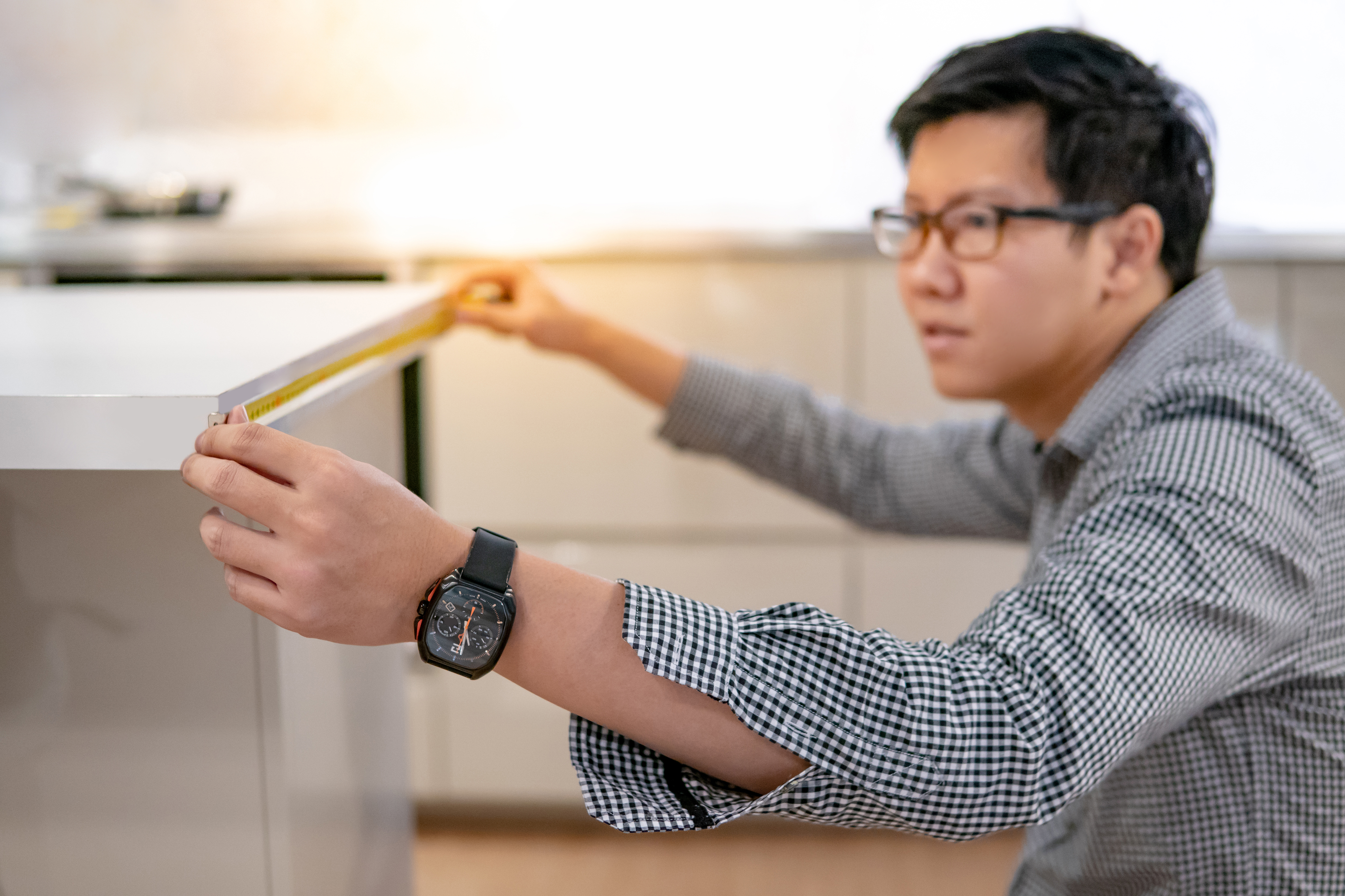 How Deep Are Kitchen Cabinets? | Hunker