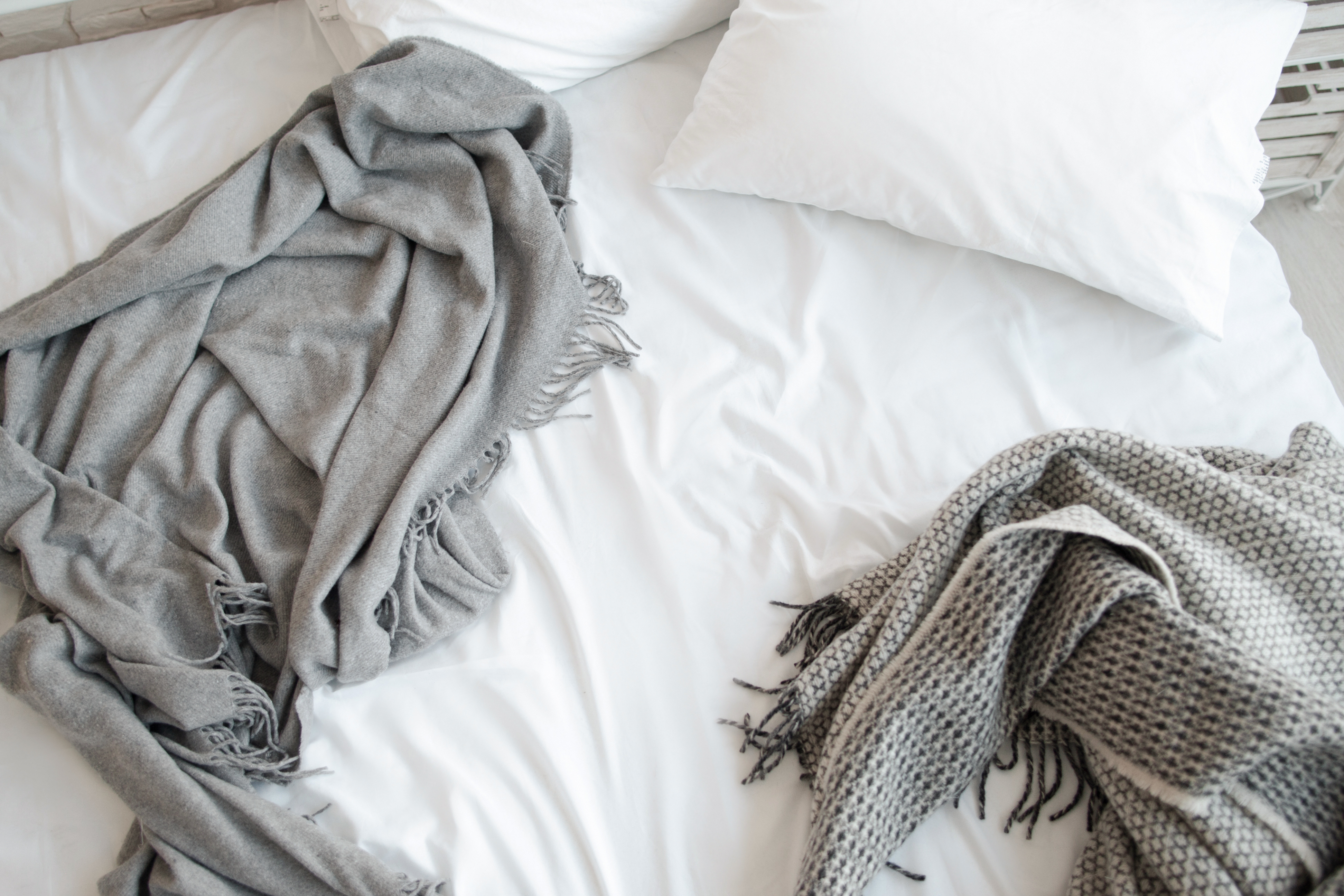How To Tell If You Have Bed Bugs Or Fleas Hunker