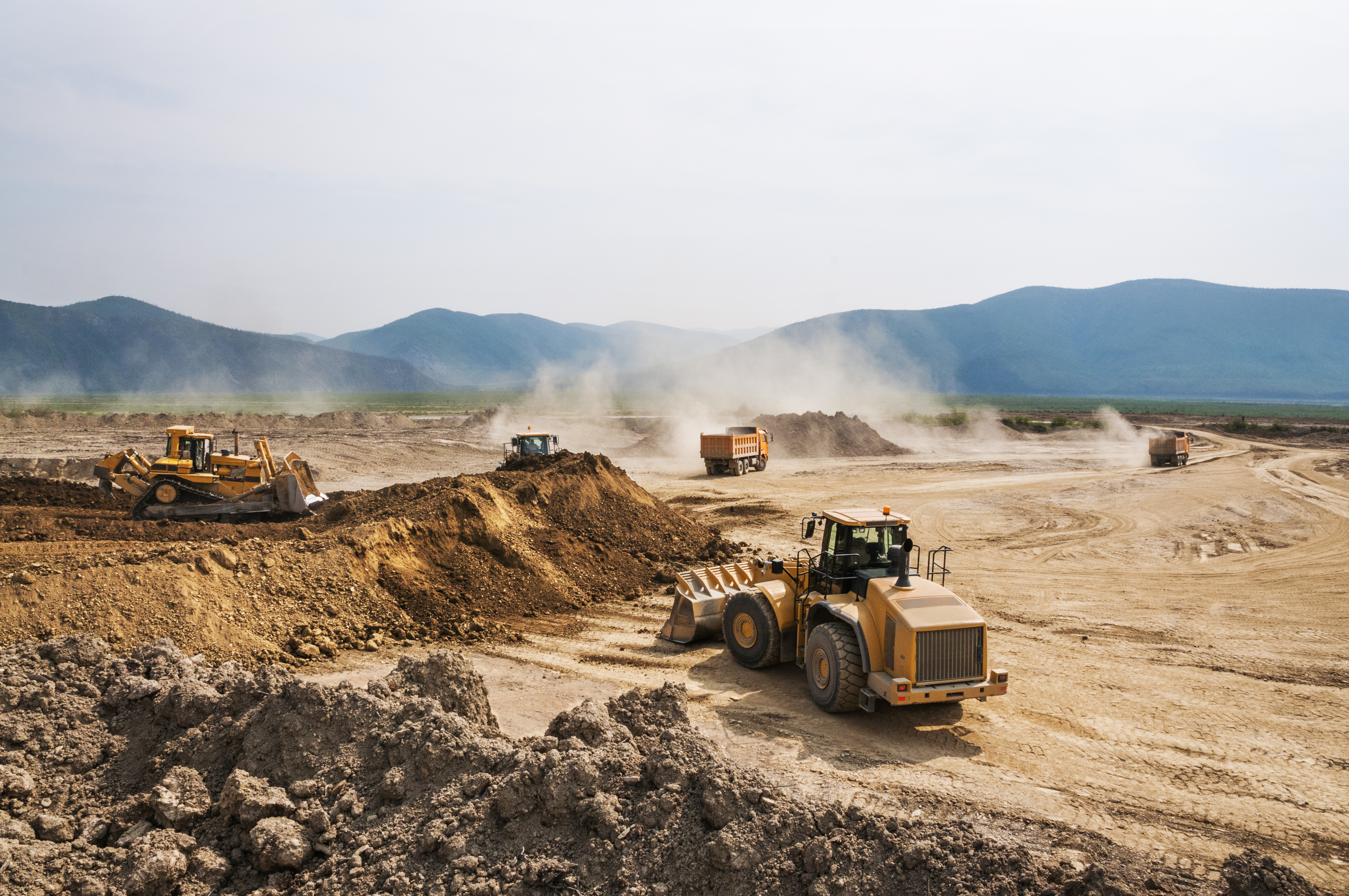 Starting an Excavating Business