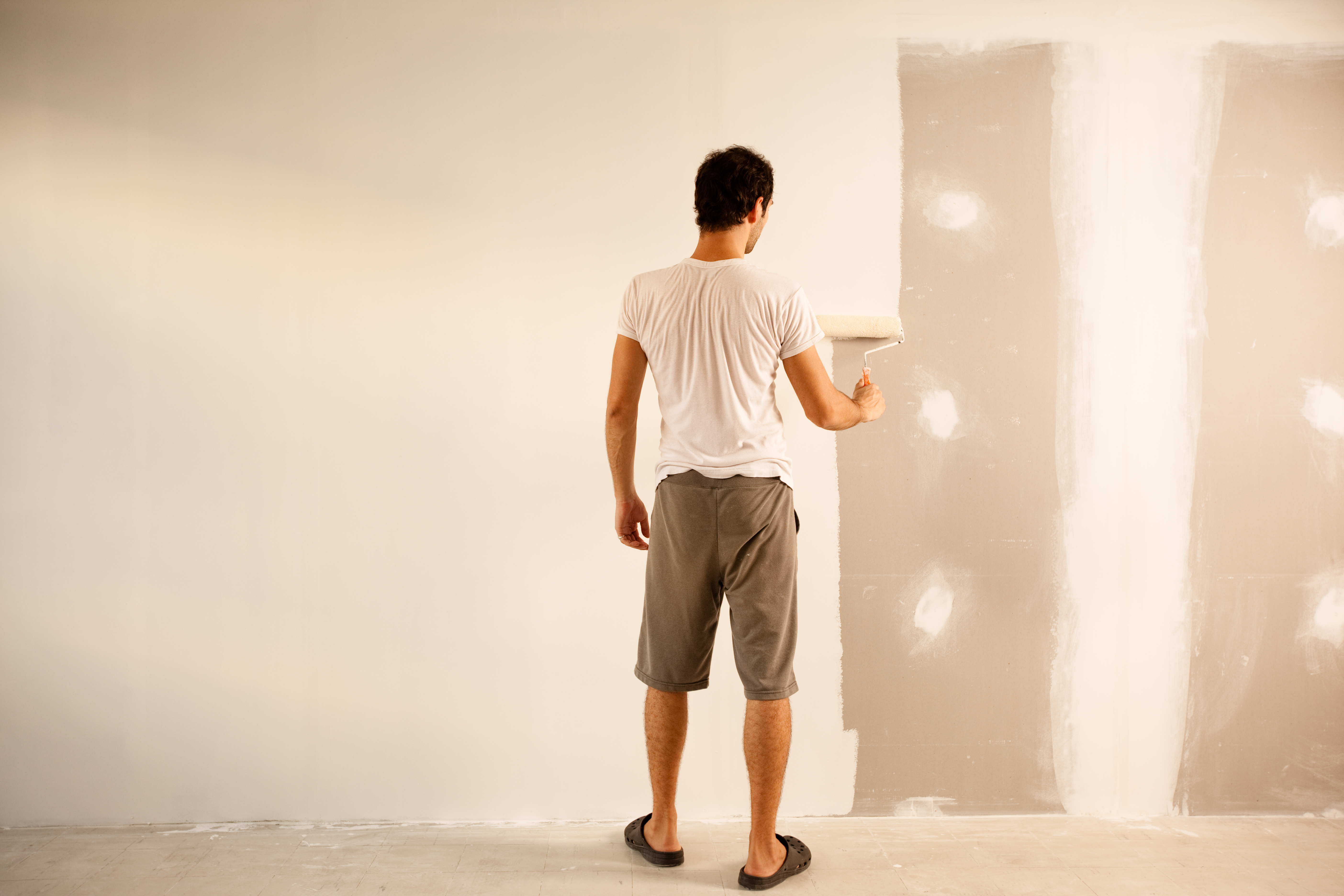 How To Correct Paint Imperfections In Drywall Home Guides Sf Gate