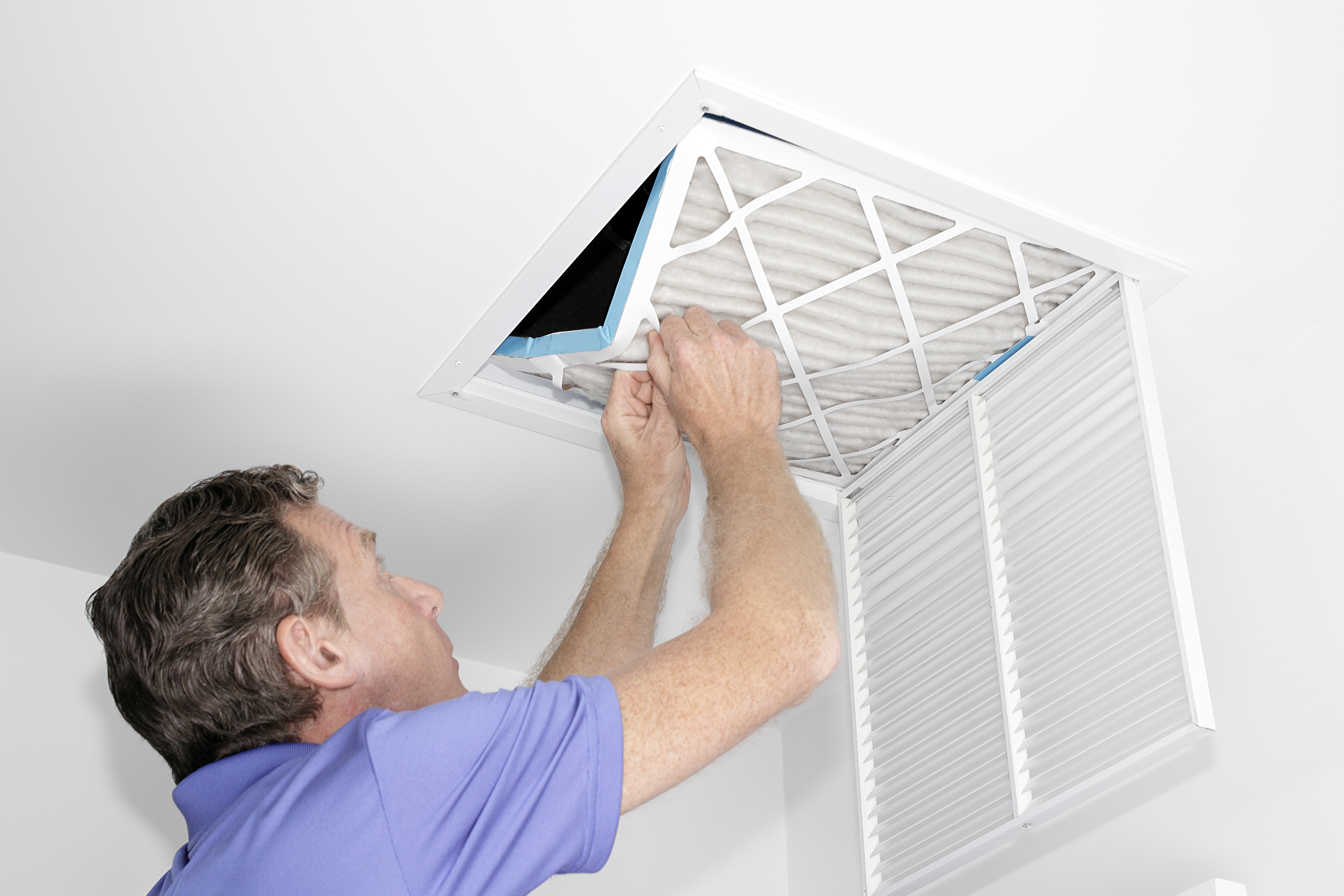 How to Clean an Air Conditioner Return Vent Cover | Home