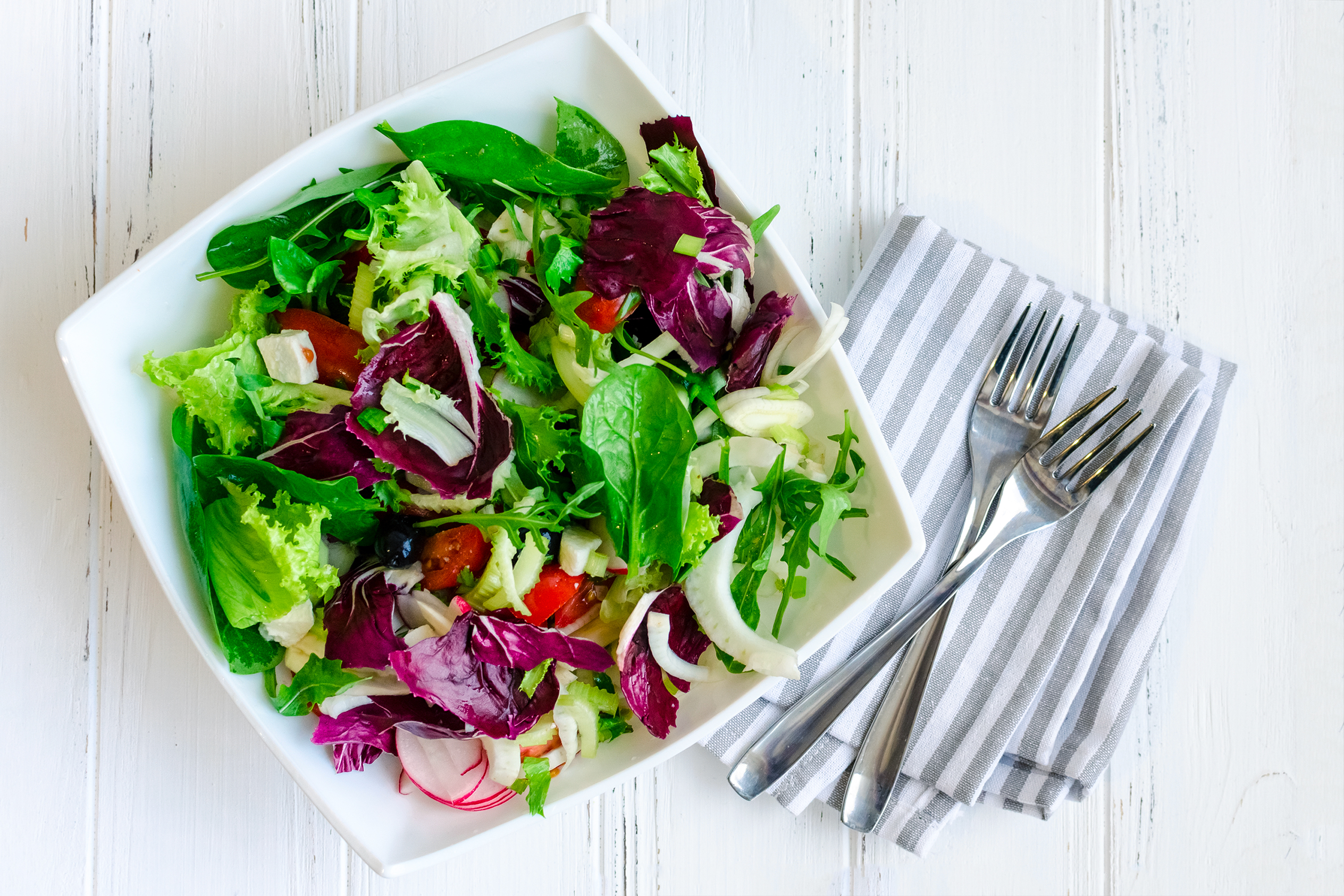 The Serving Size for Dark Green, Leafy Vegetables   Healthy