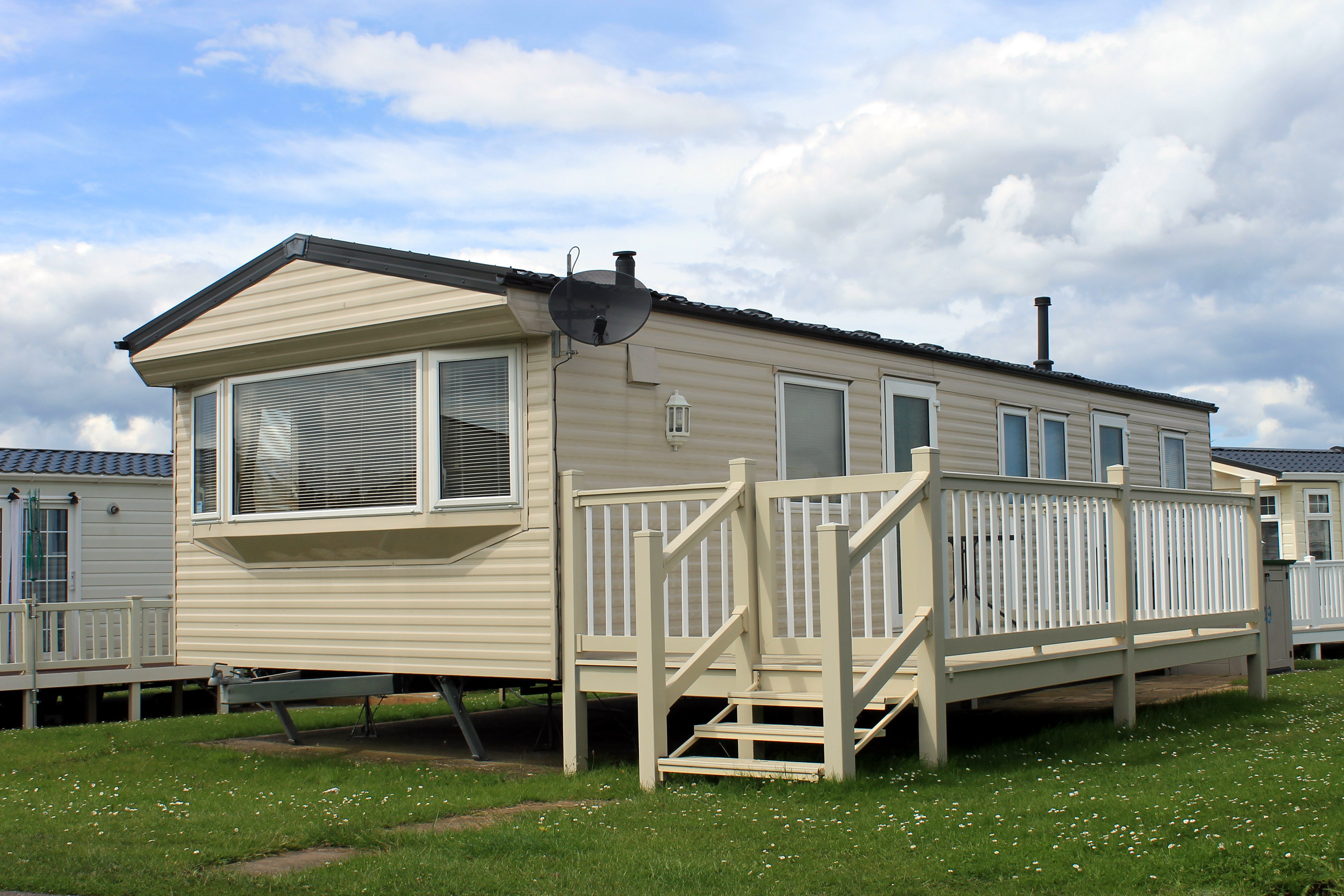 How to Find out If a Mobile Home Has a Lien on It | Legal Beagle Triple Wide Mobile Homes In Nc Html on triple wide house floor plans, triple wide prefab homes, triple wide trailer floor plans, triple wide modular homes,