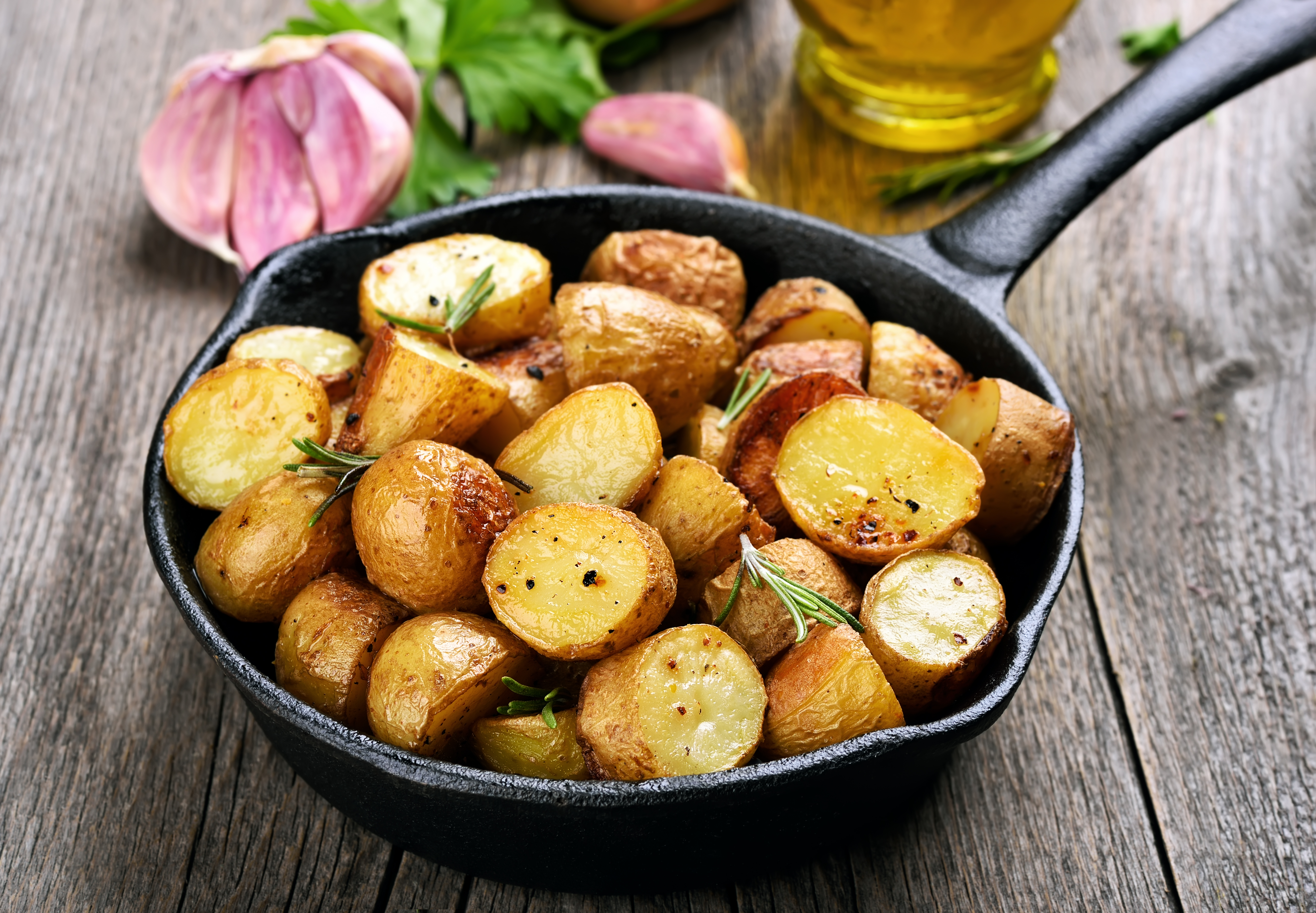 Does the Skin of a Potato Really Have All the Vitamins