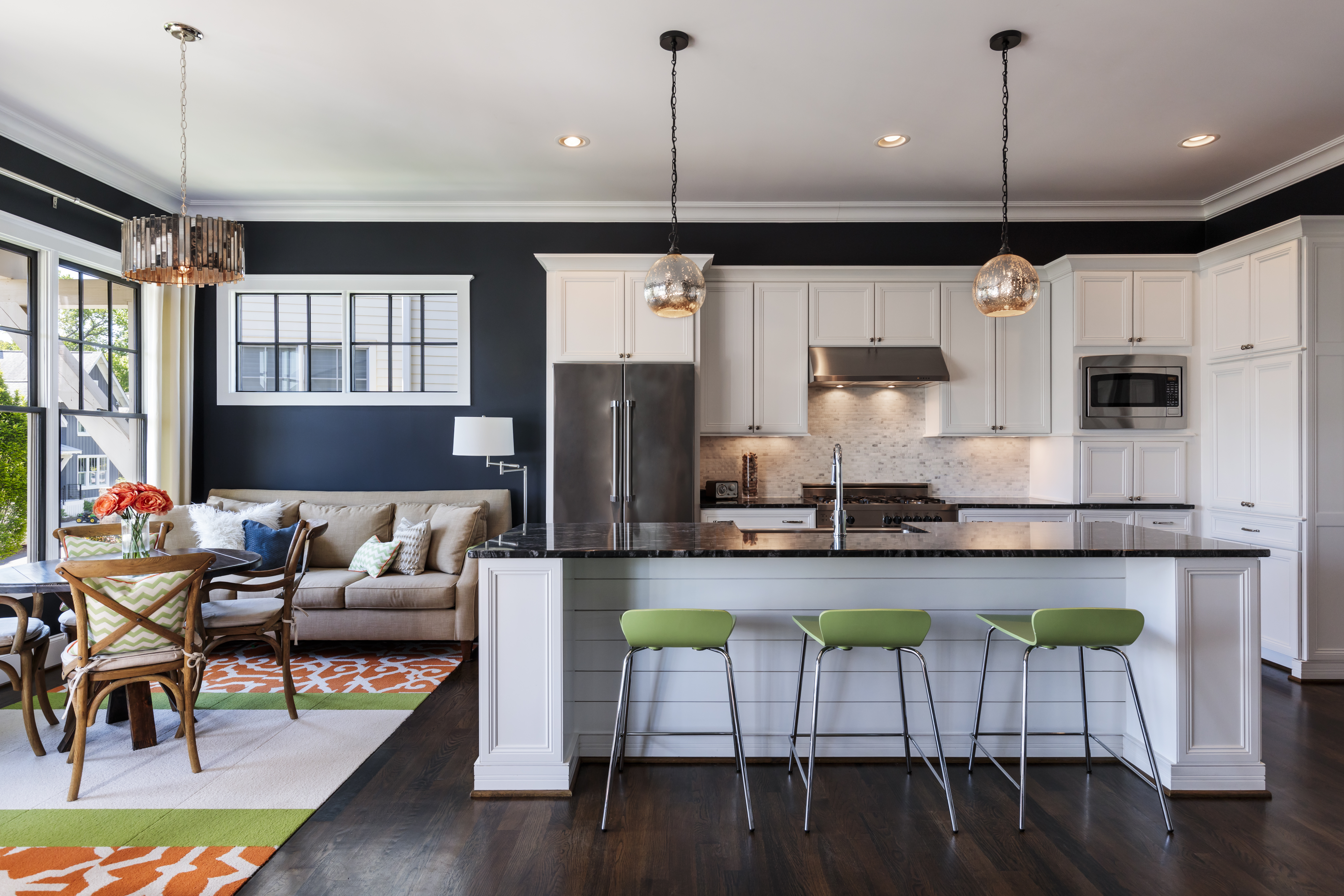 Kitchen Nook Space Requirements Hunker