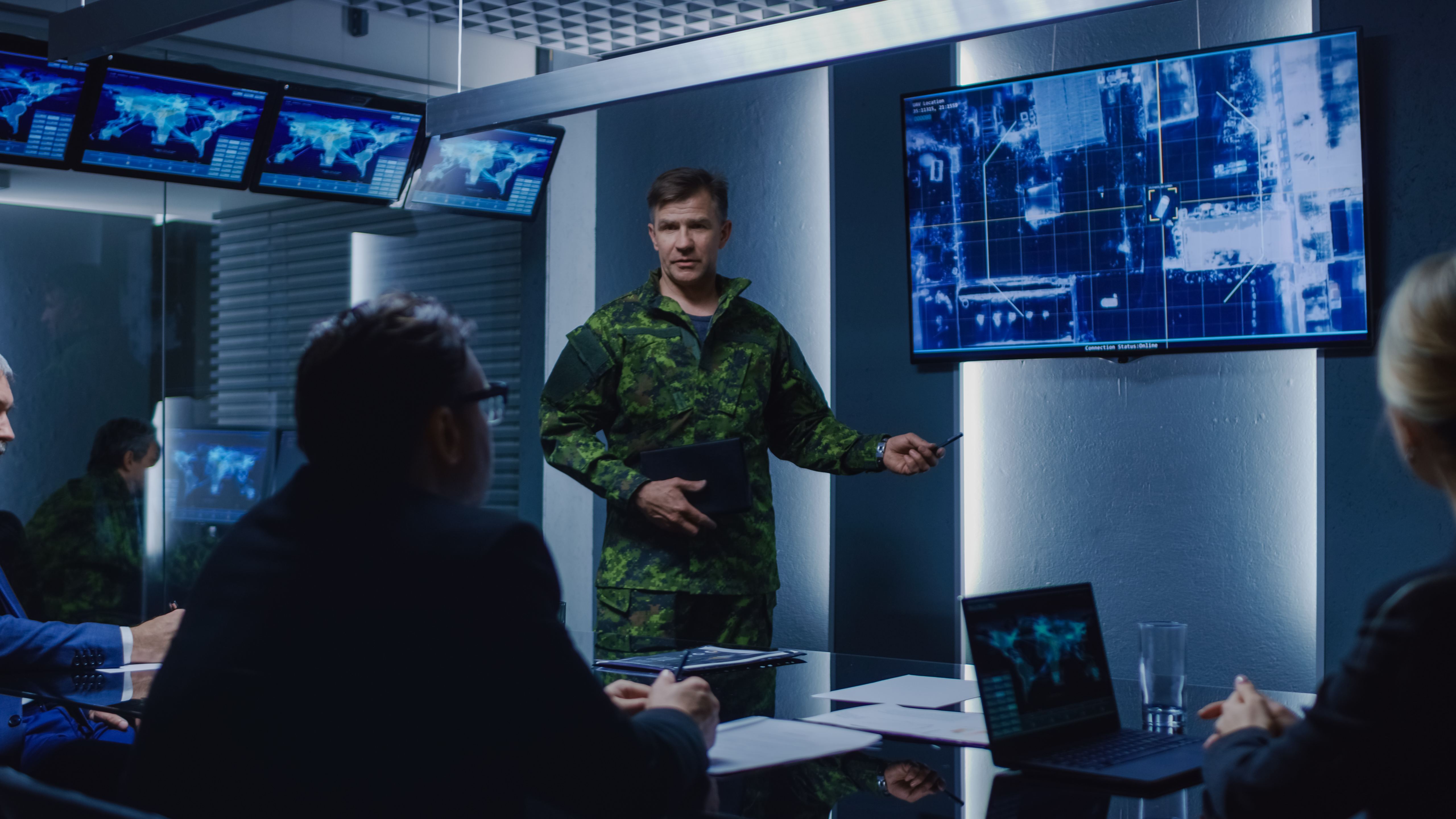 What Are the Duties of the Military Attache? | Career Trend