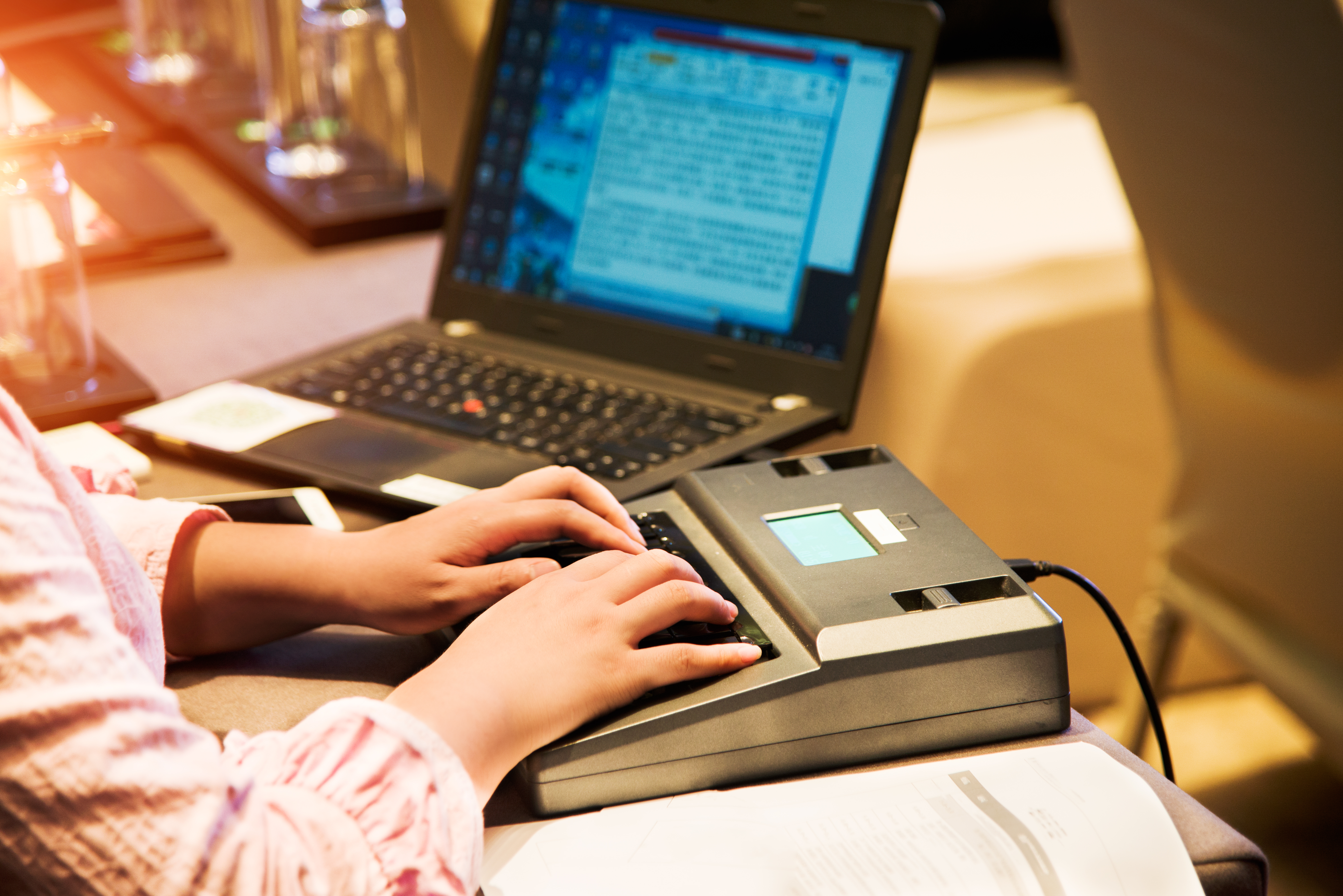 What is a Stenographer? | Mom Life