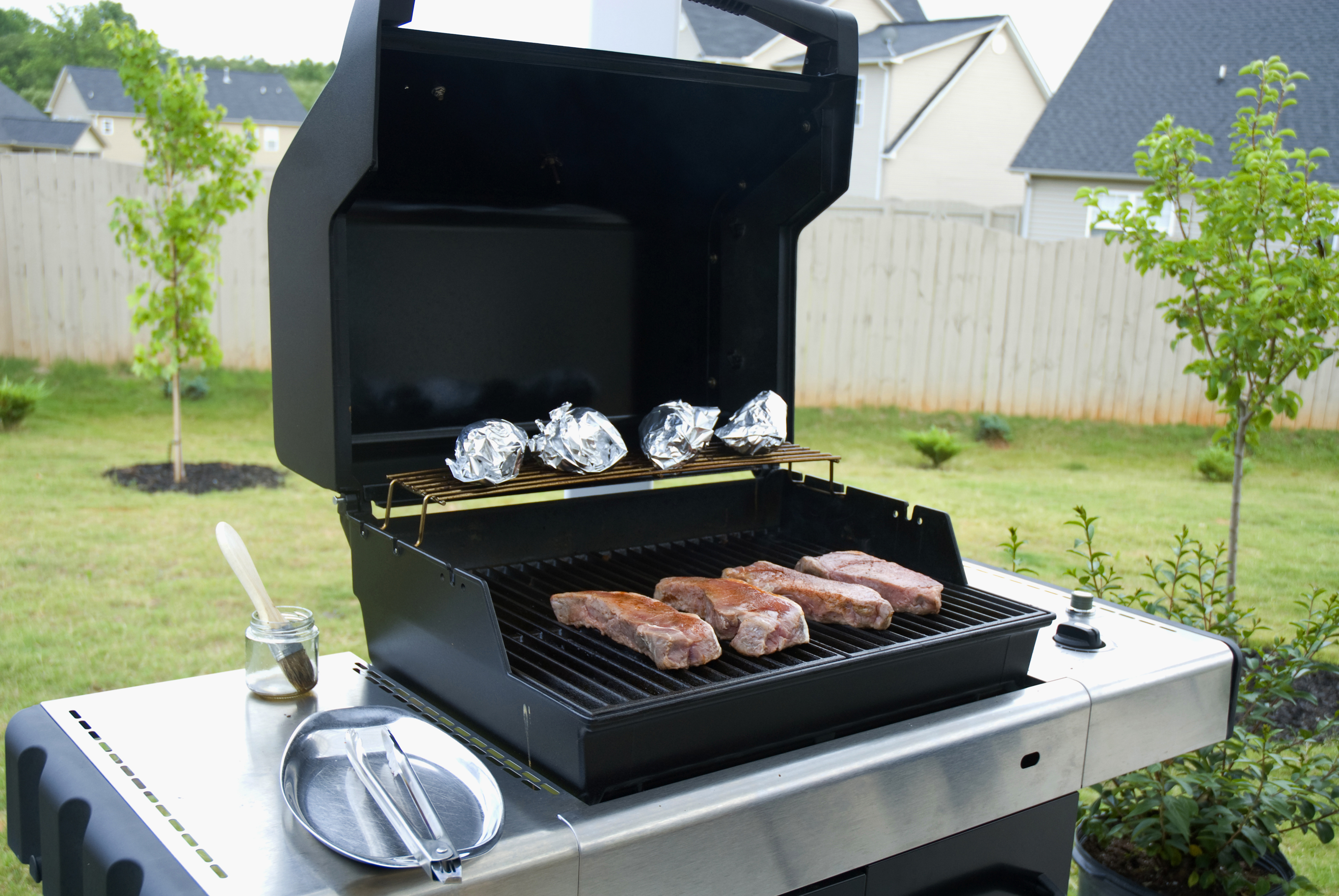 Gas Grill Regulator Troubleshooting | Home Guides | SF Gate