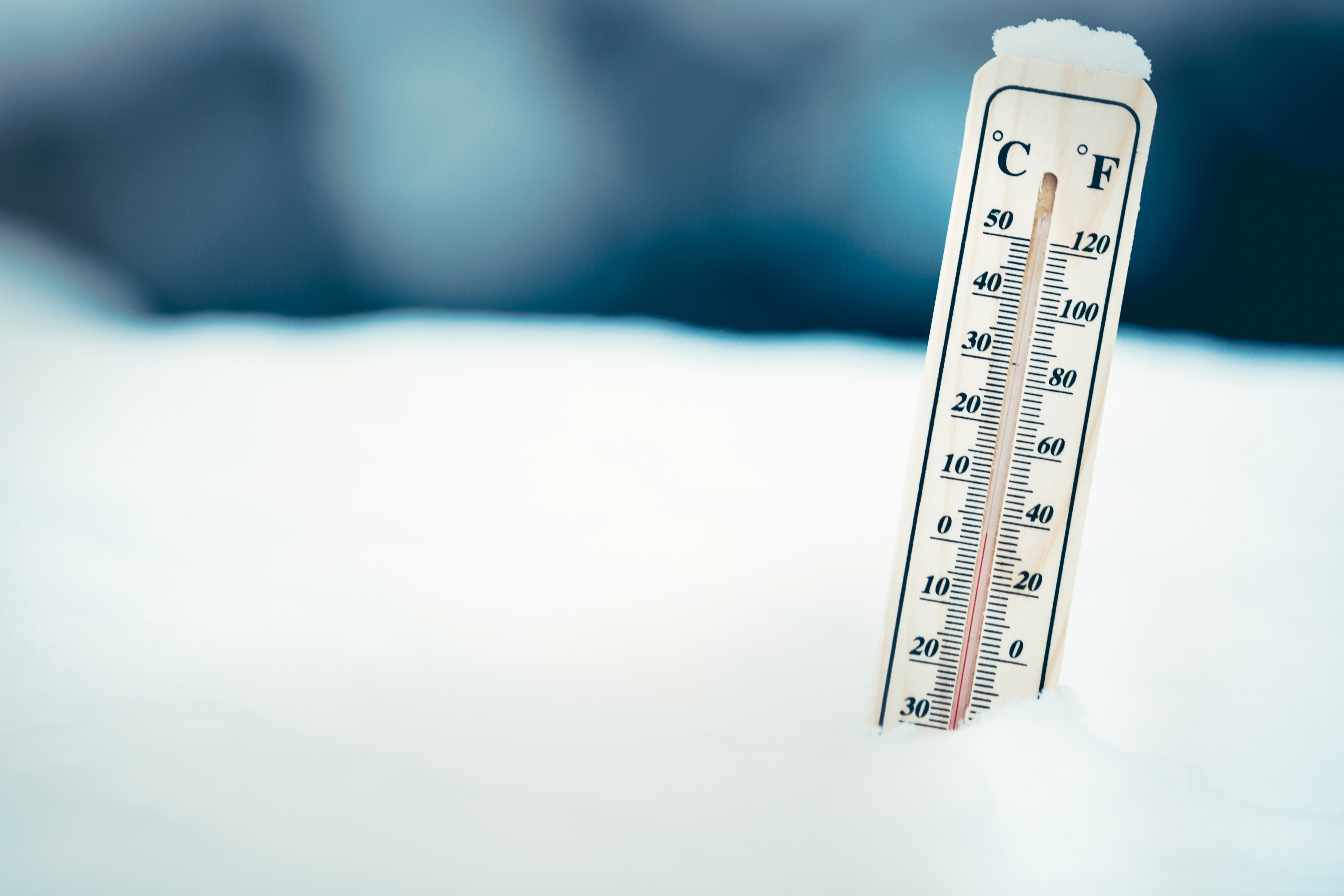 How to Convert Negative Celsius to Fahrenheit
