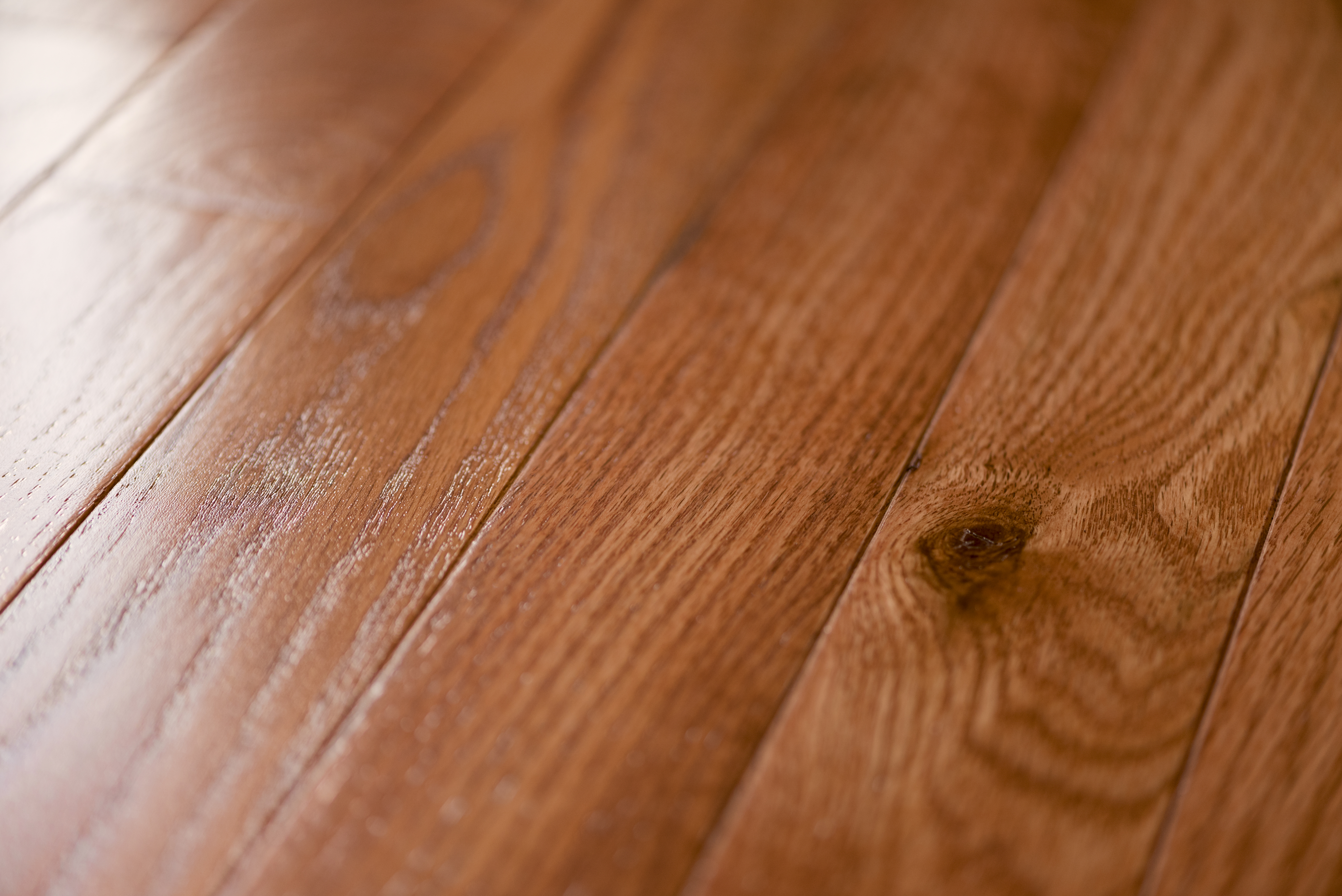 How To Fix Scratches On A Dark Wood Laminate Shiny Floor Home