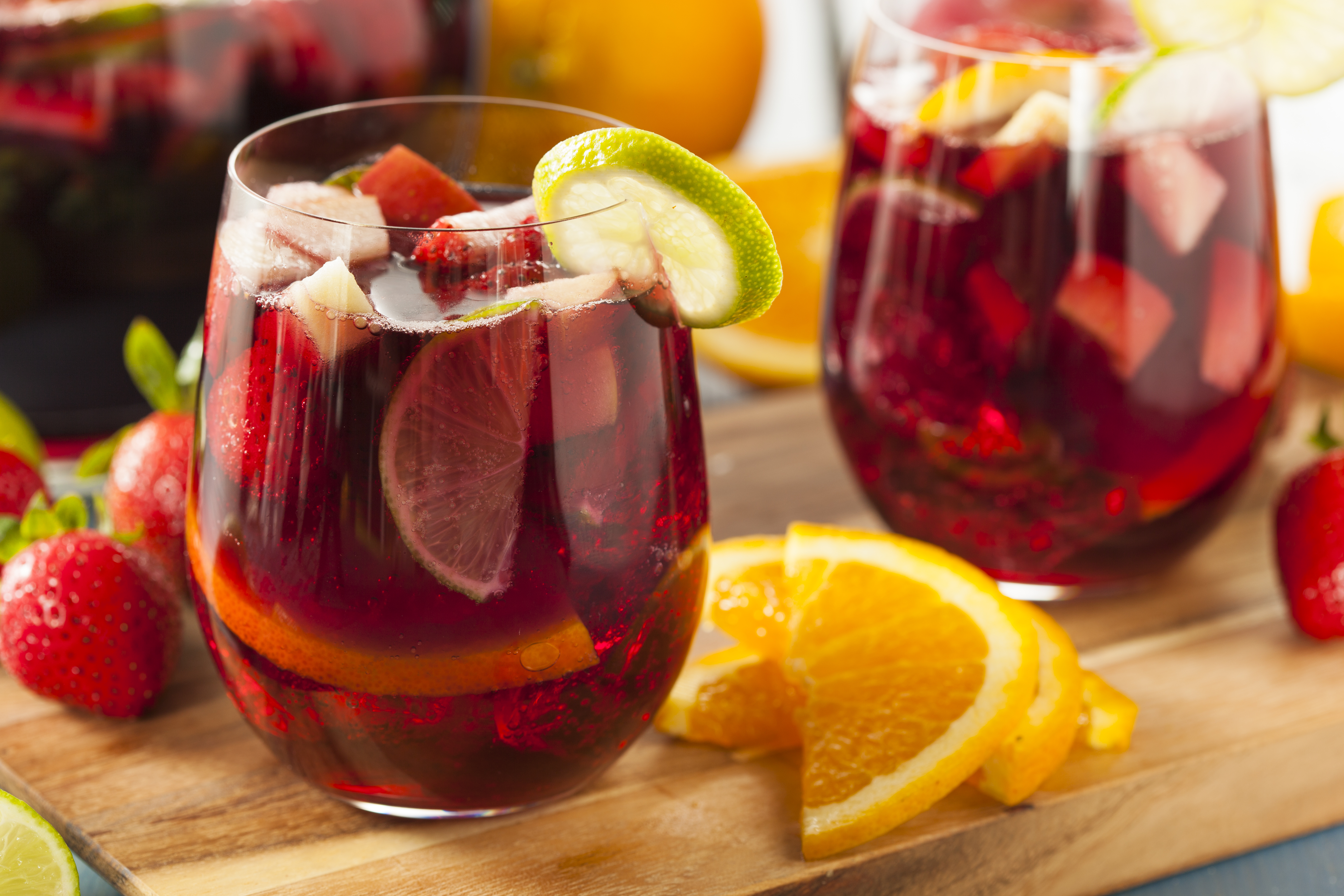 What Meat Pairs With Sangria? | Our Everyday Life