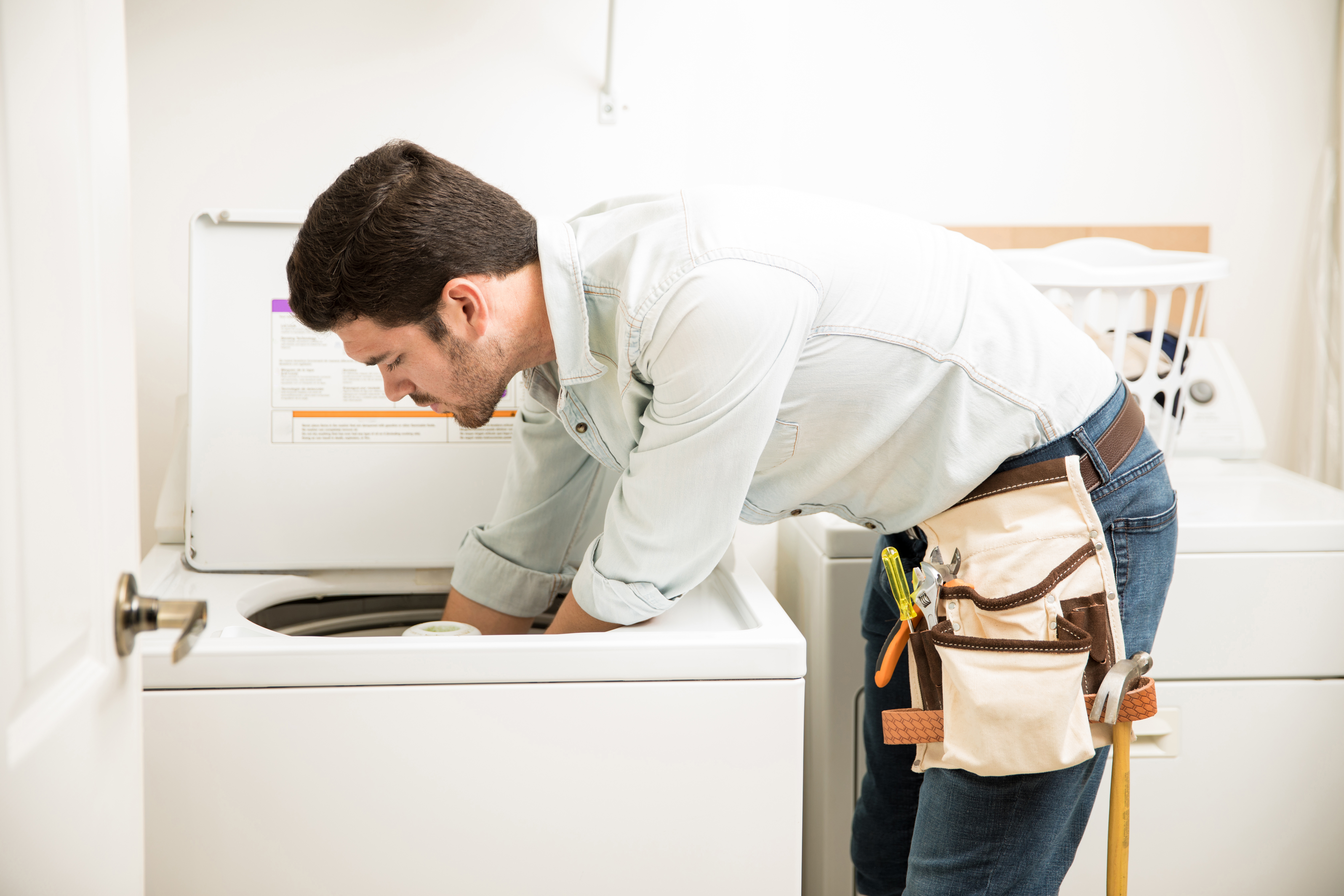 How to Fix a Loud Screeching Electric Dryer   Home Guides