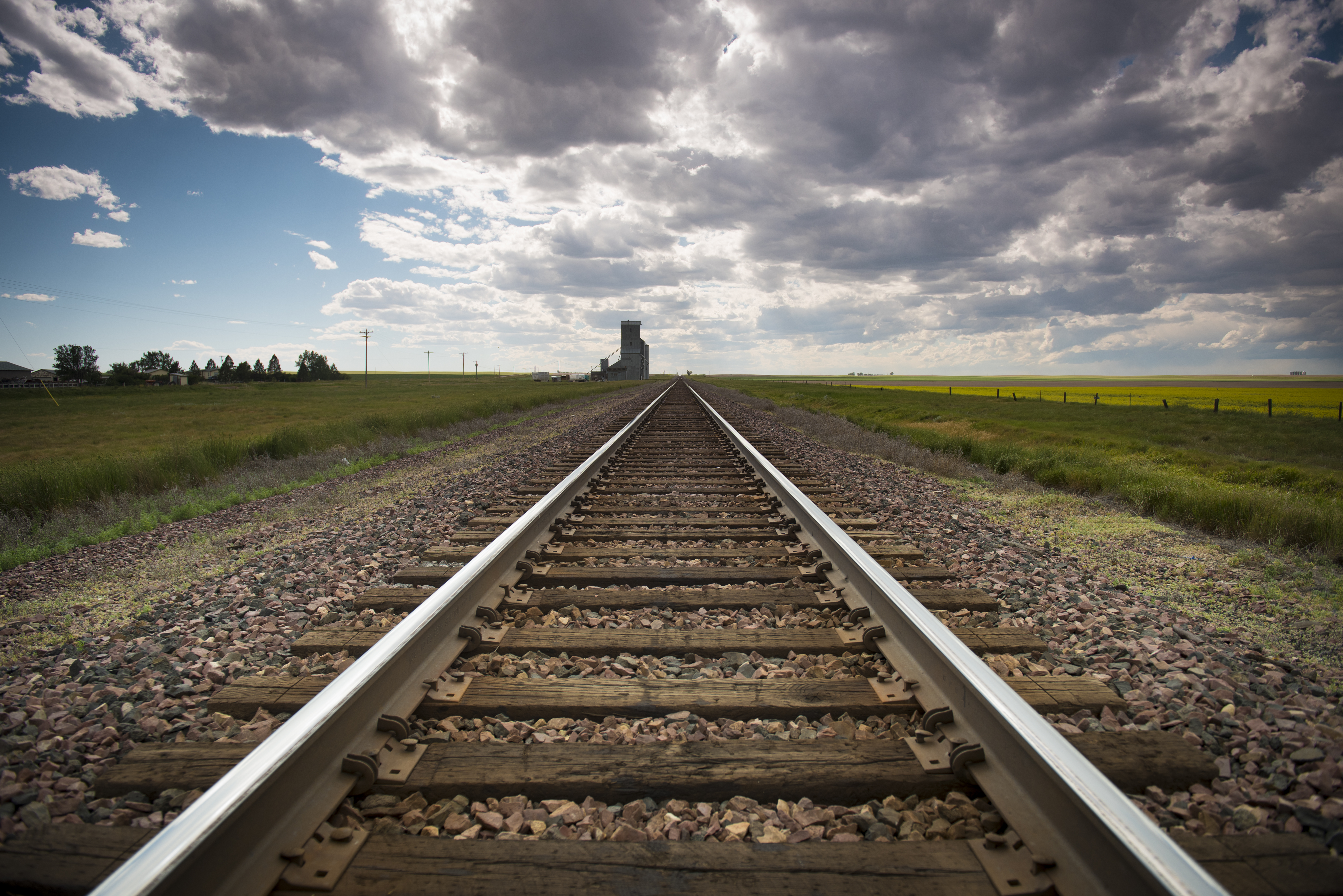 What Are the Dangers of Treated Railroad Ties? | Hunker