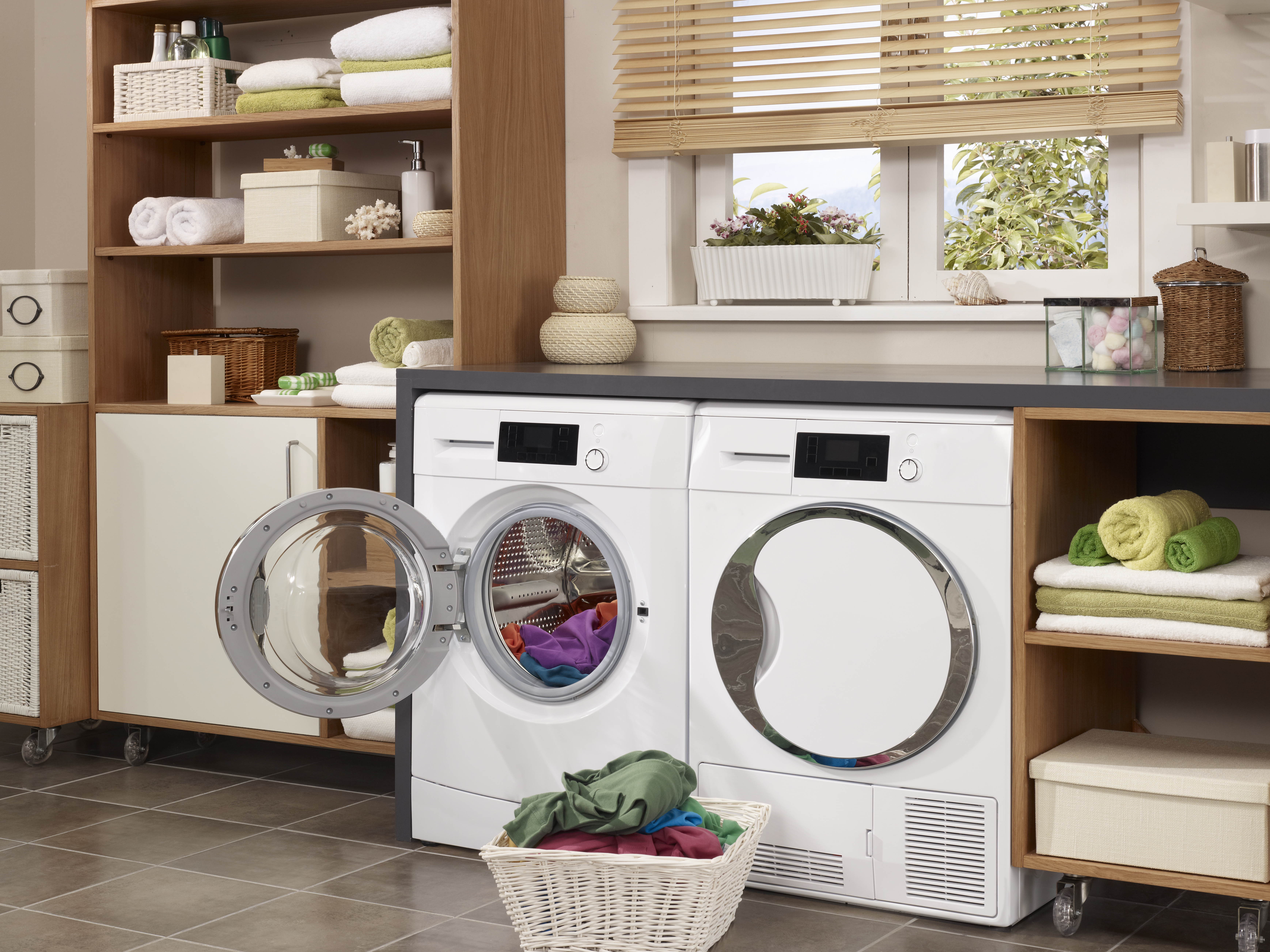 Troubleshooting: Dryer Drum Won't Turn With Heavy Load