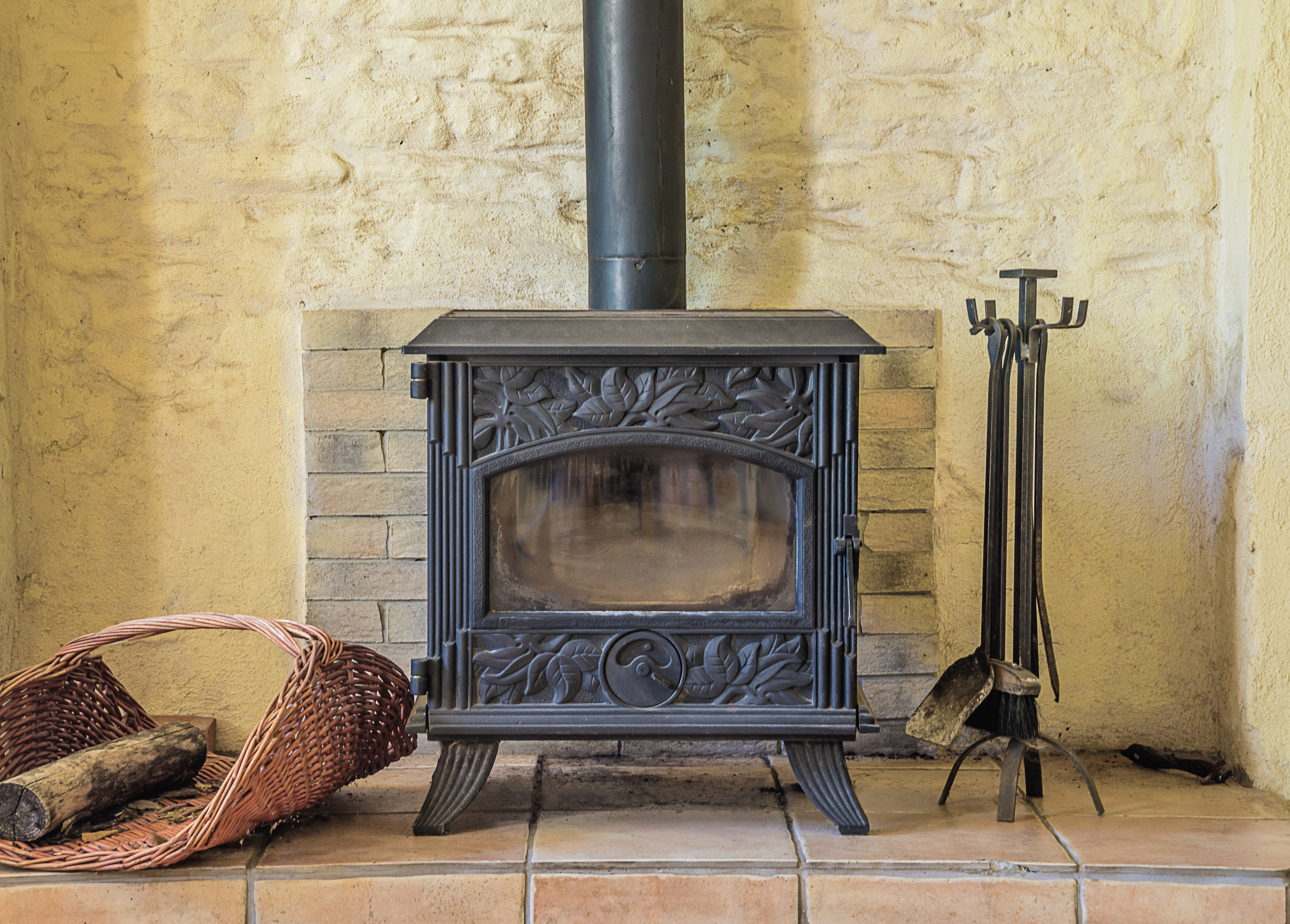 How Hot Can Wood Stoves Get Hunker