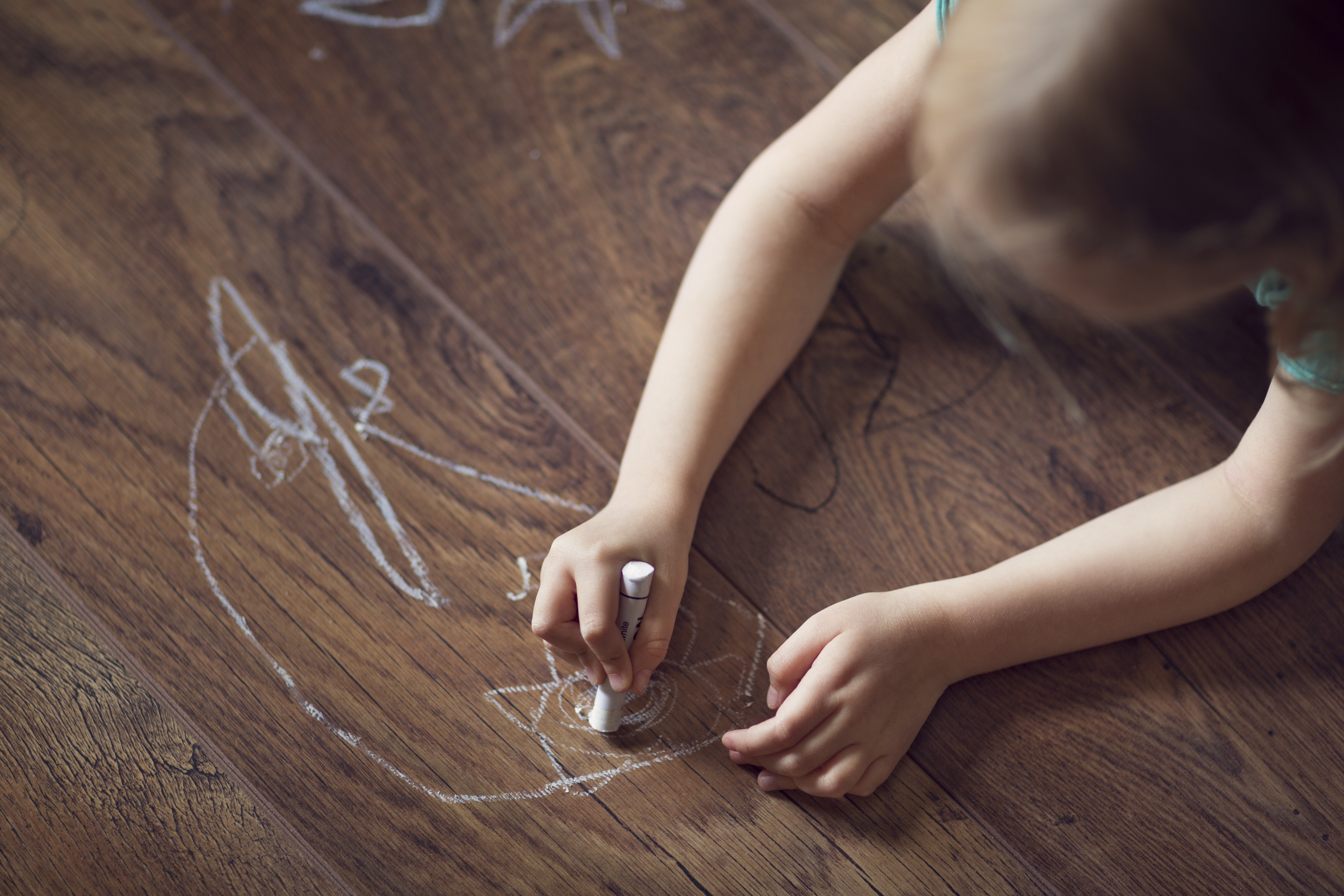 How To Remove Scratches Scrapes On Laminate Flooring Home