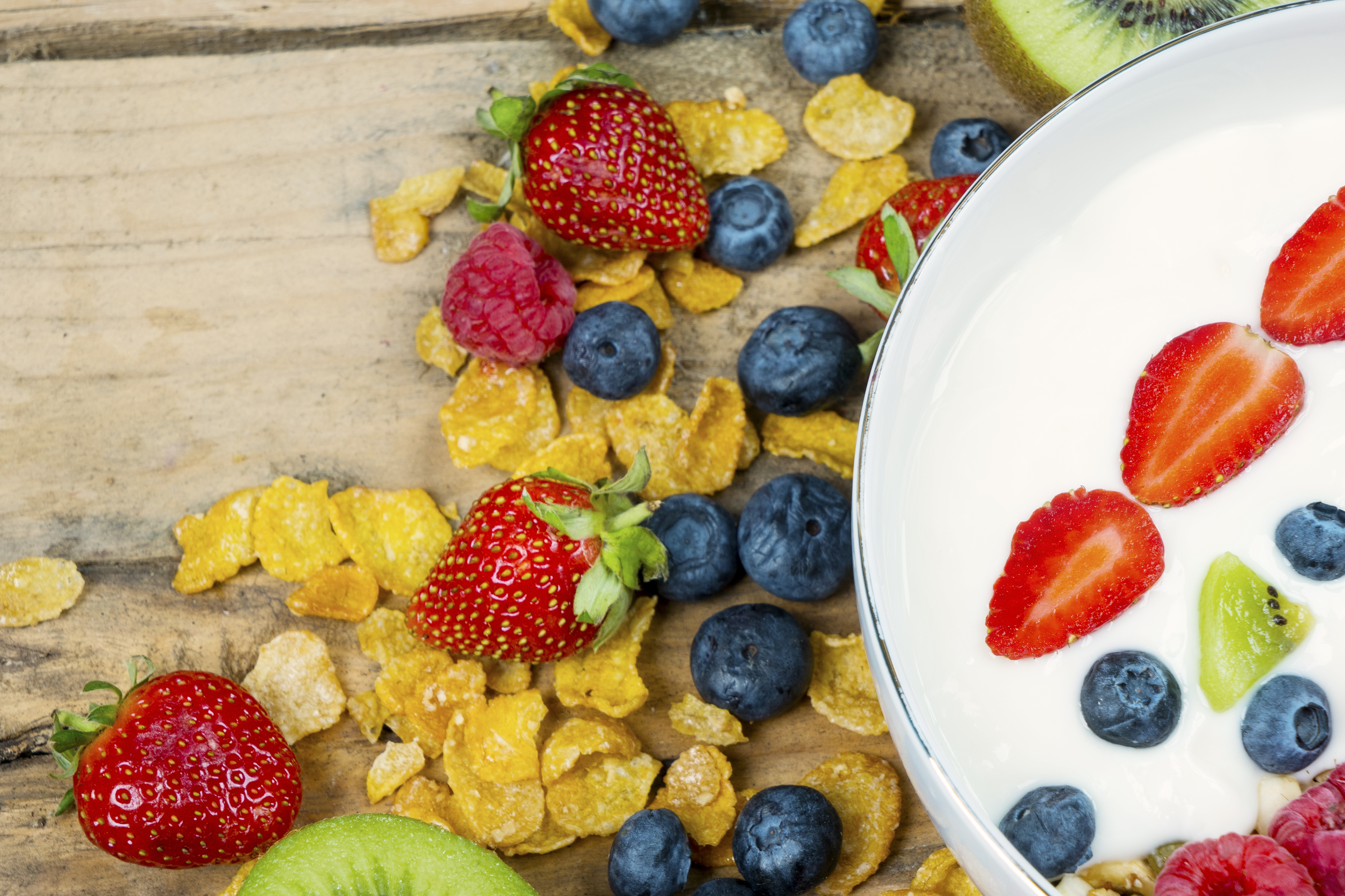 Nutritional Information For Low Fat Yogurt Fruit Granola Cups