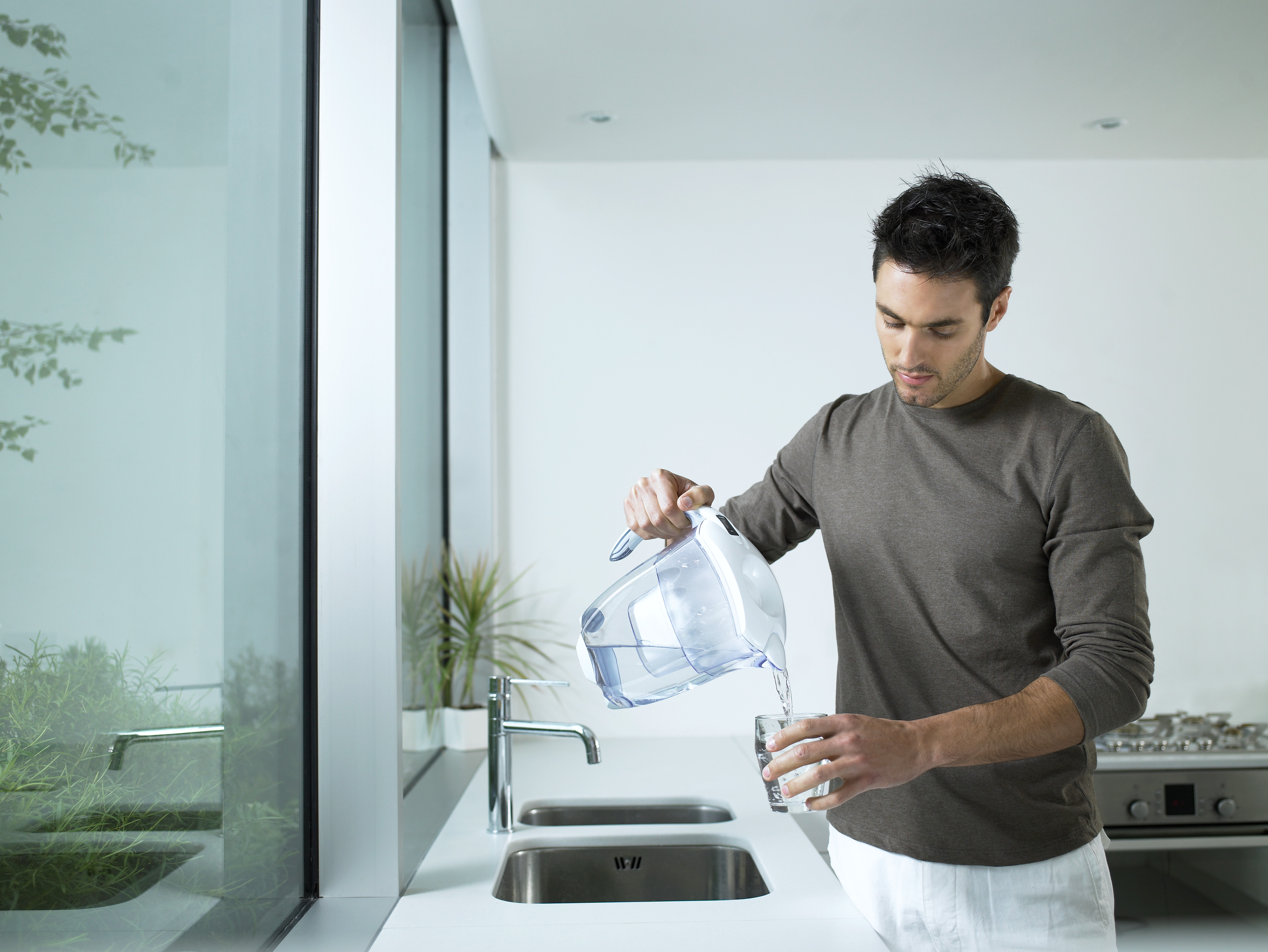 Why Is There Algae in My Brita Filter? | Hunker