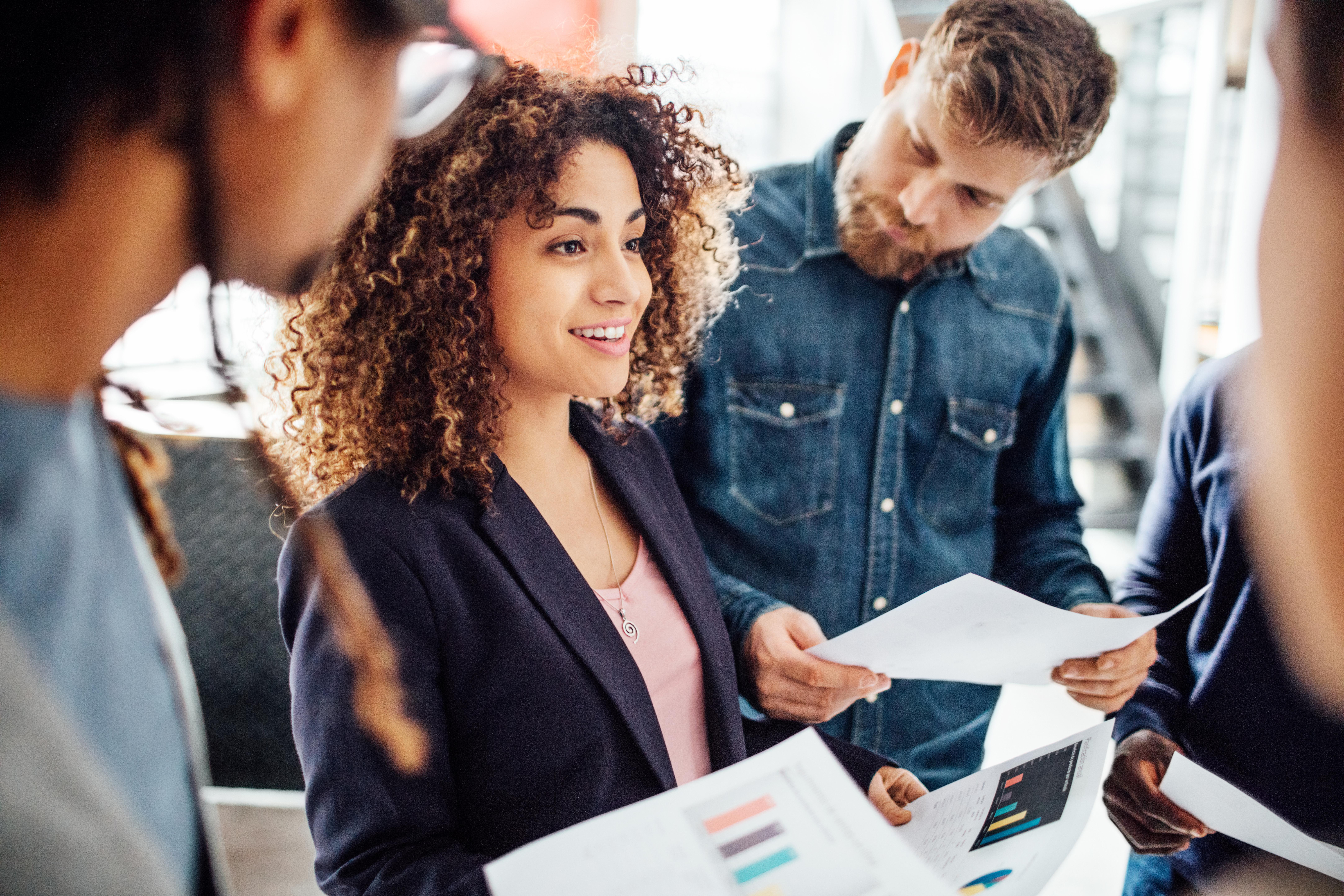 What Do Marketing Interns Do?   Chron com