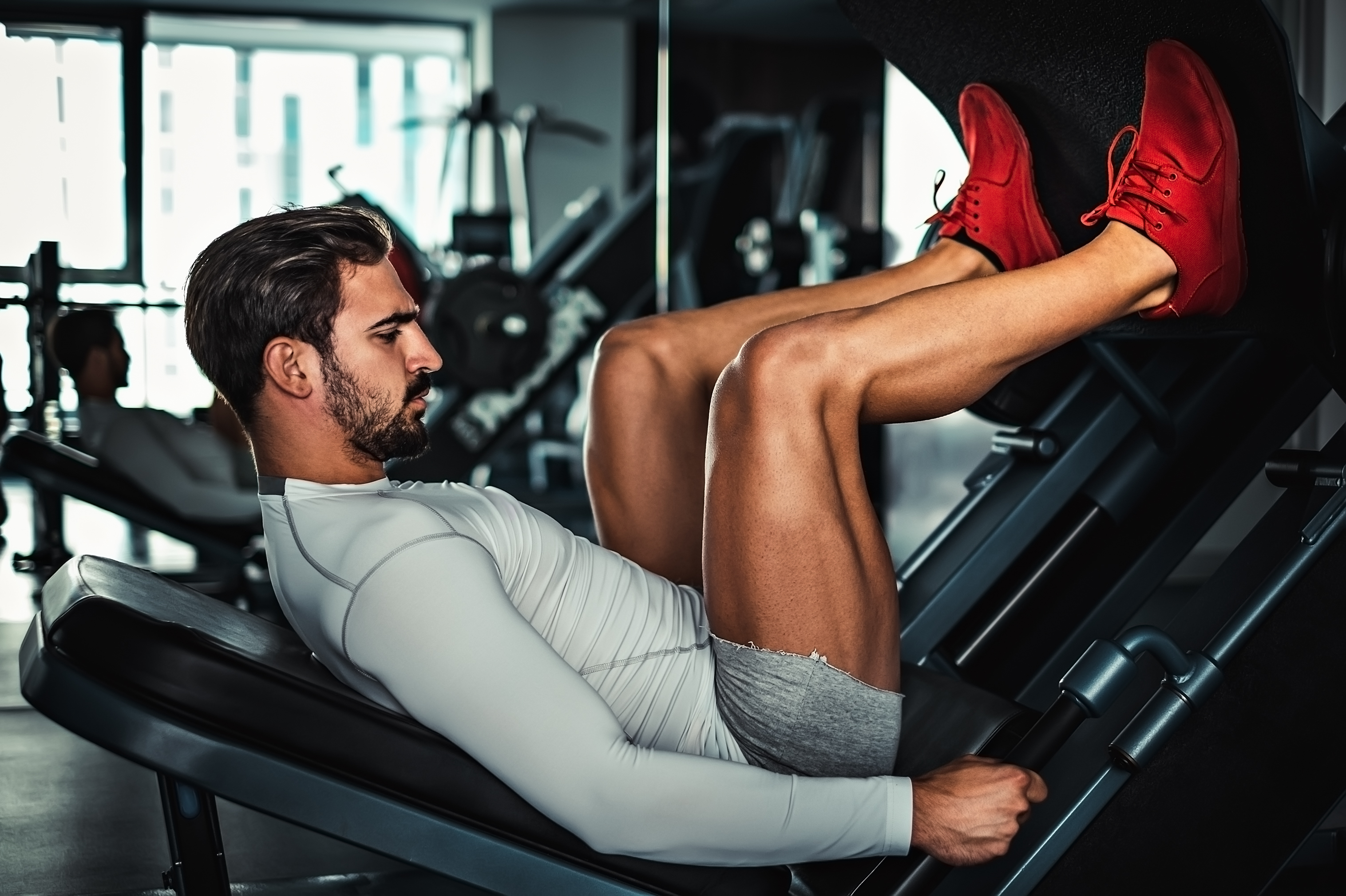 How Many Times A Week Should I Train My Legs Best Workout Circuit Bodyweight Leg