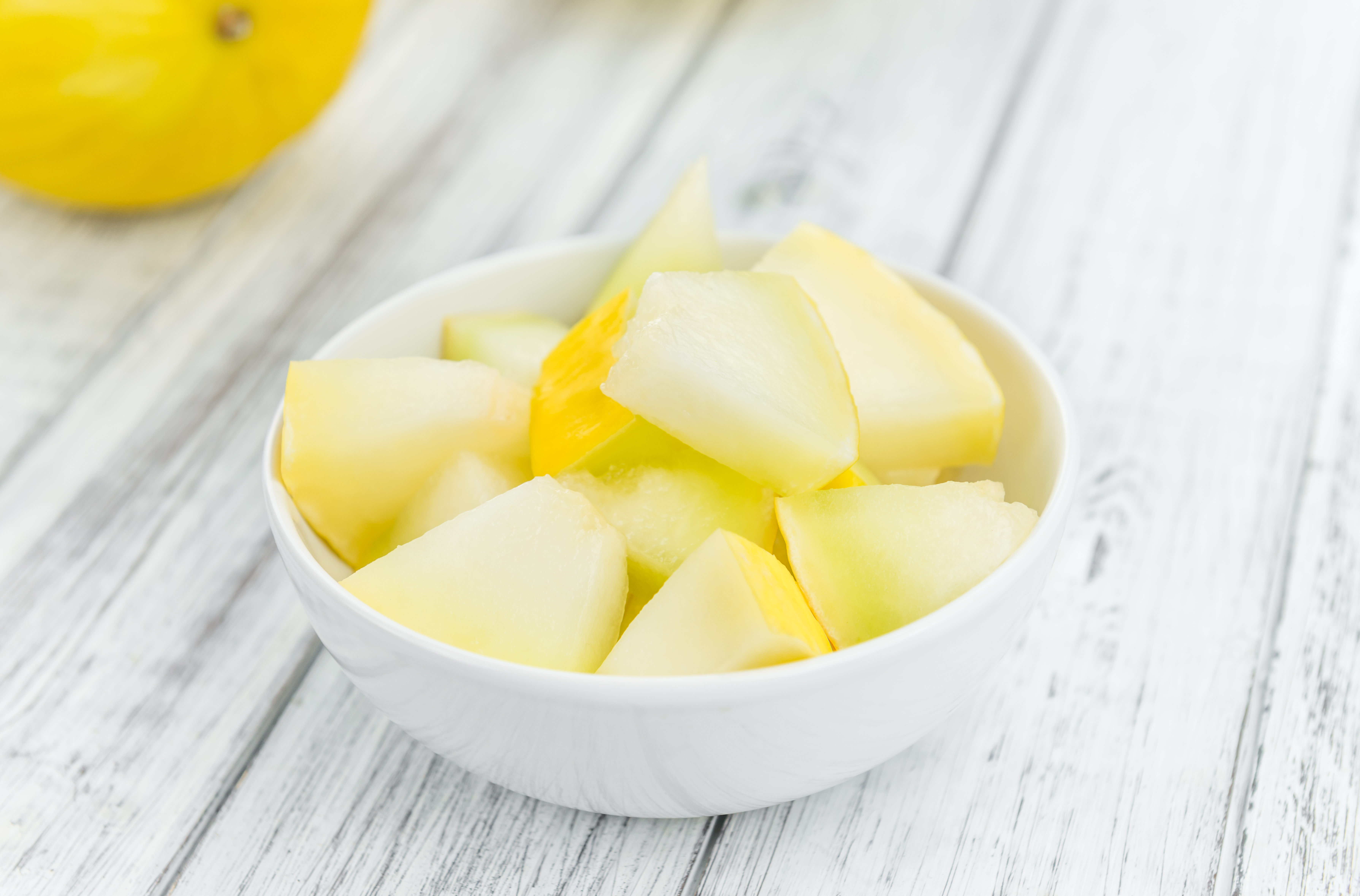 What Are The Health Benefits From Canary Melon The fruit is fresh and able to meet your. https healthyeating sfgate com health benefits canary melon 11576 html