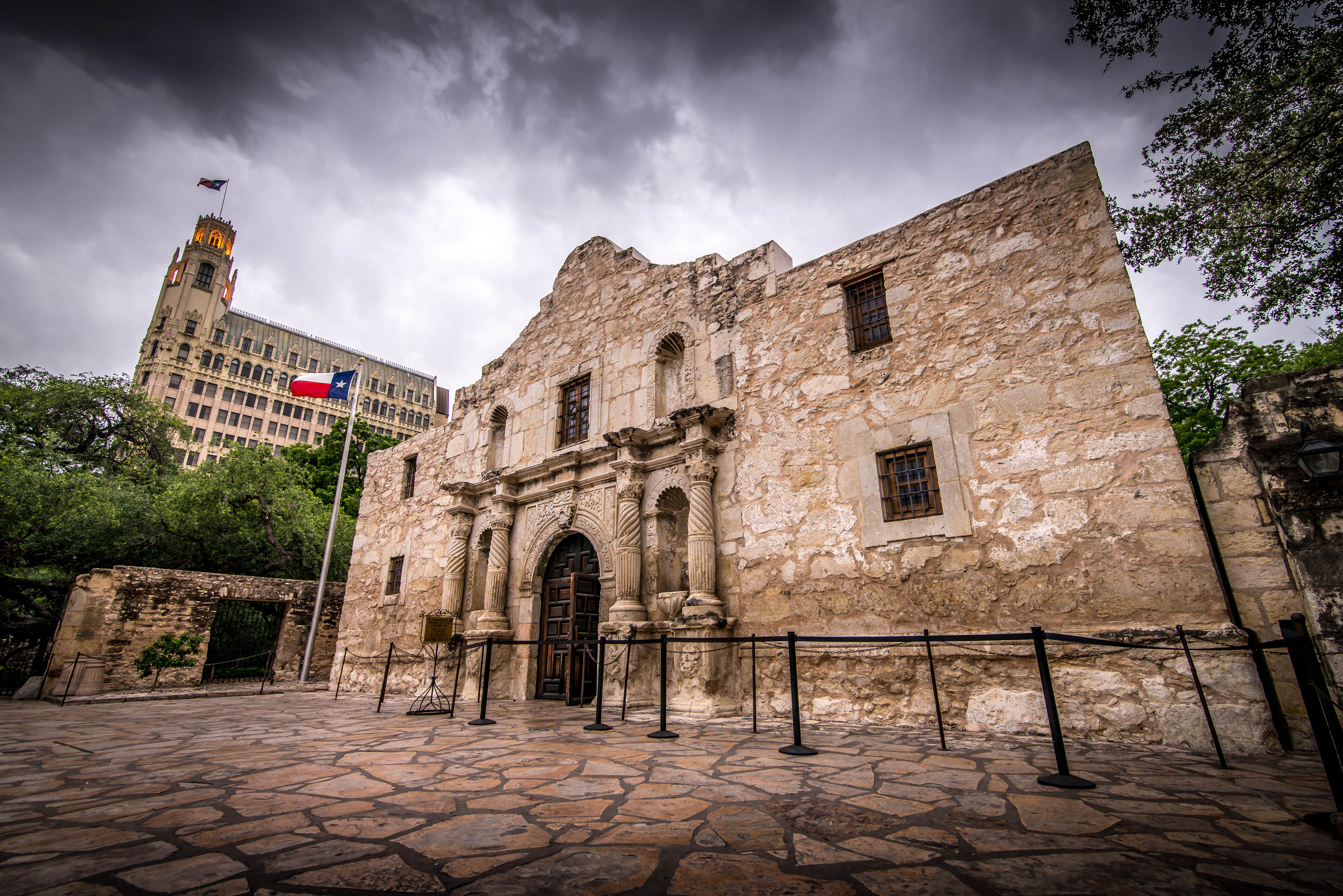 What Is There To Do Near The Alamo Usa Today