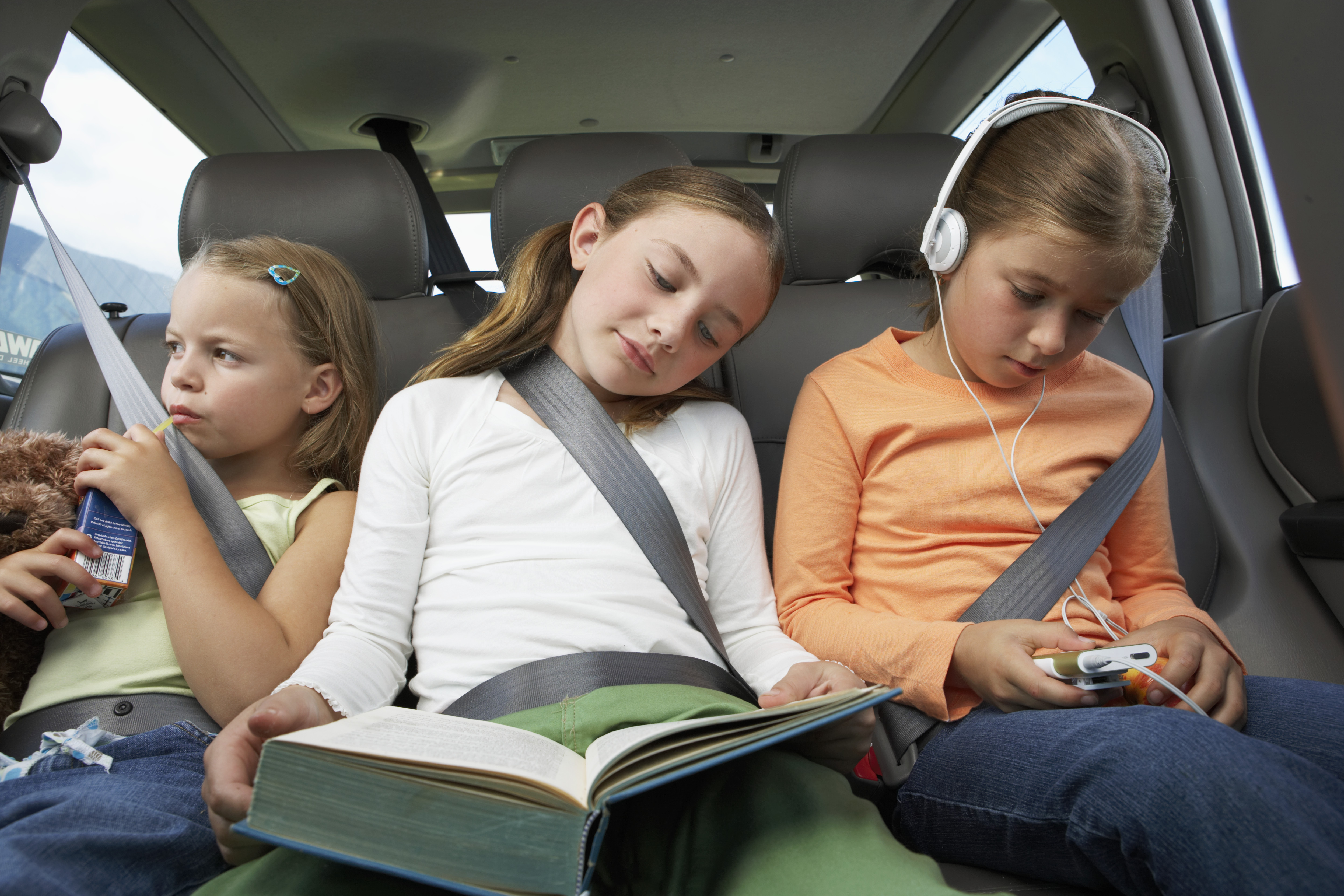 California Law on a Child Riding in the Front Seat
