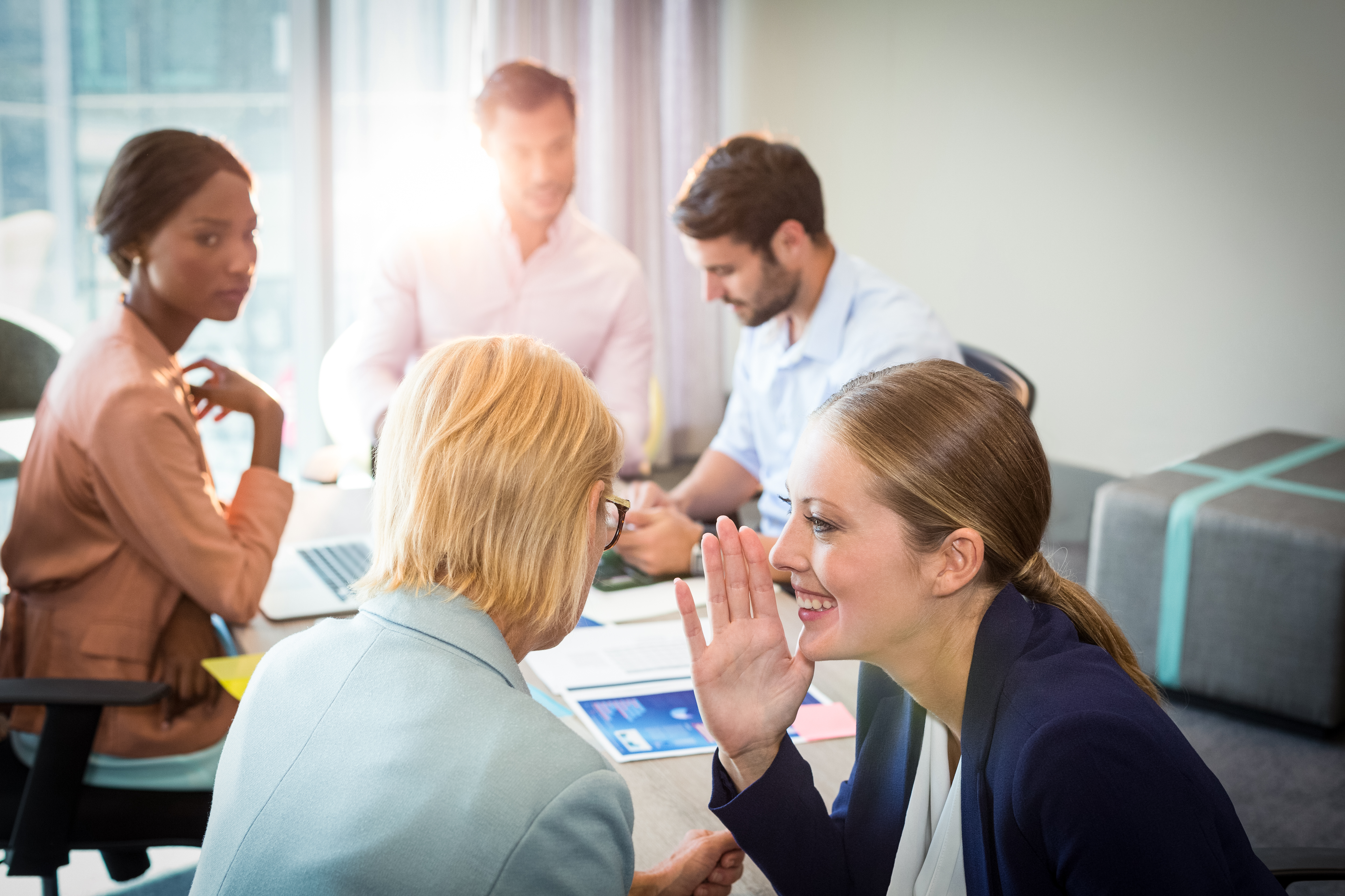 How to Set Boundaries With Coworkers | Career Trend