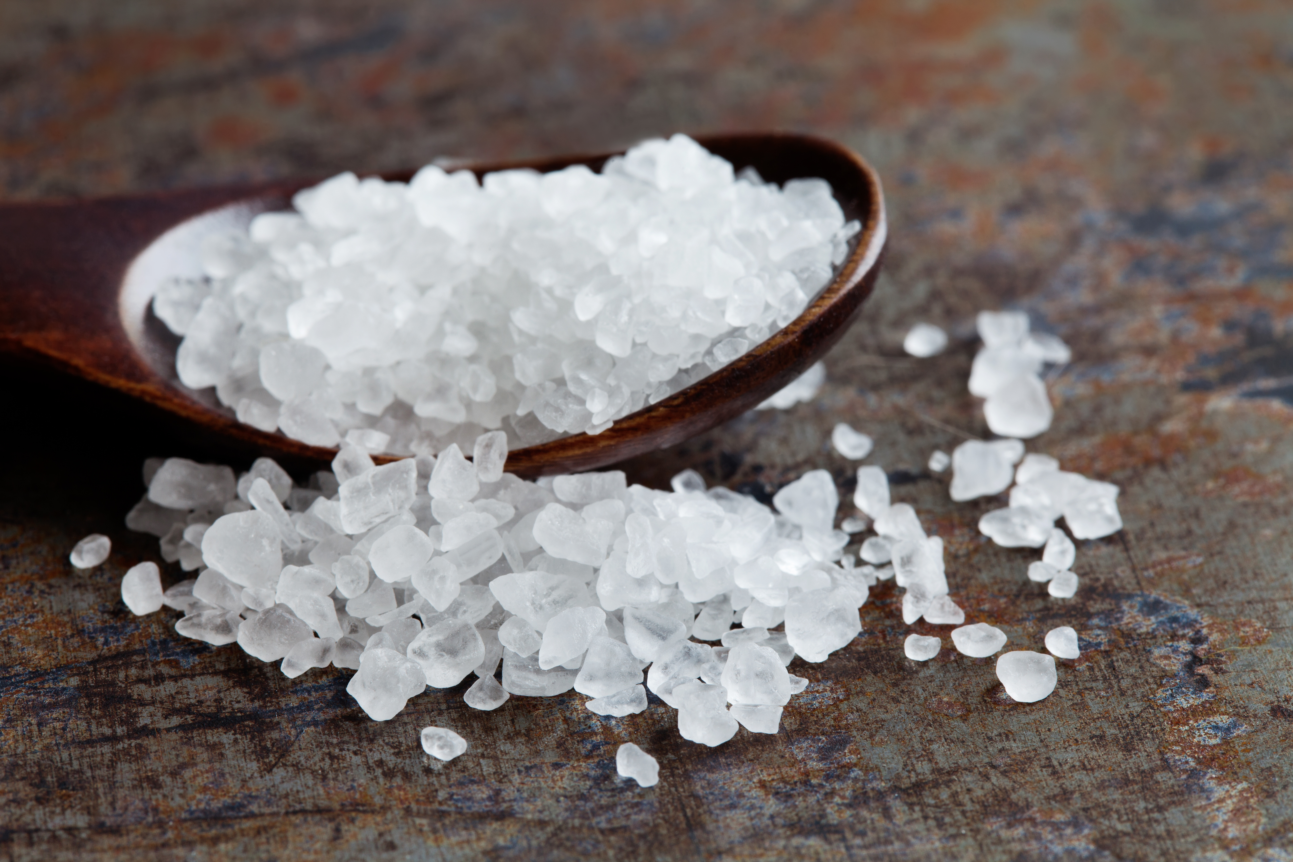 Rock Salt Vs Table Salt To Melt Ice