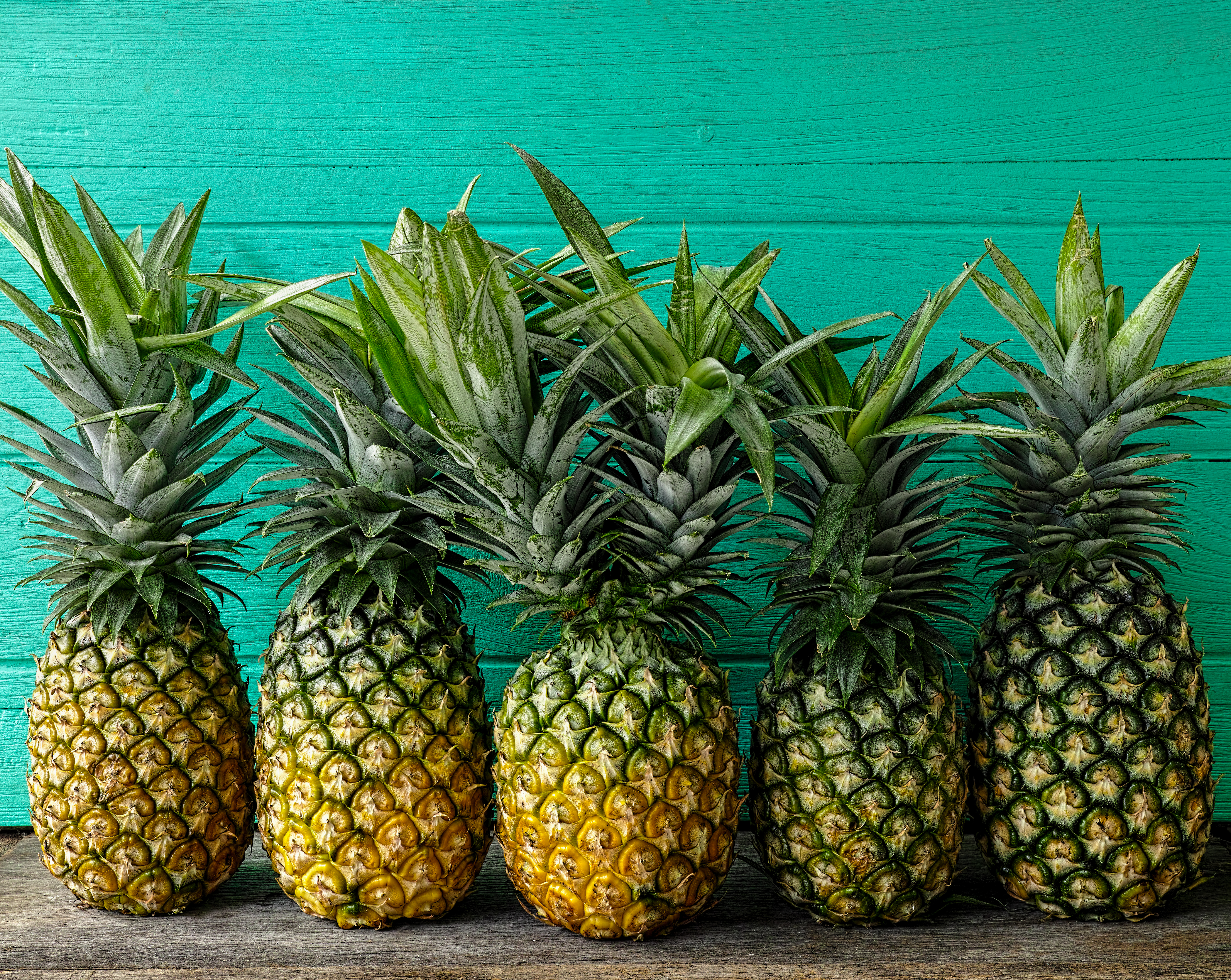 How Many Times Does A Pineapple Plant Fruit Home Guides Sf Gate