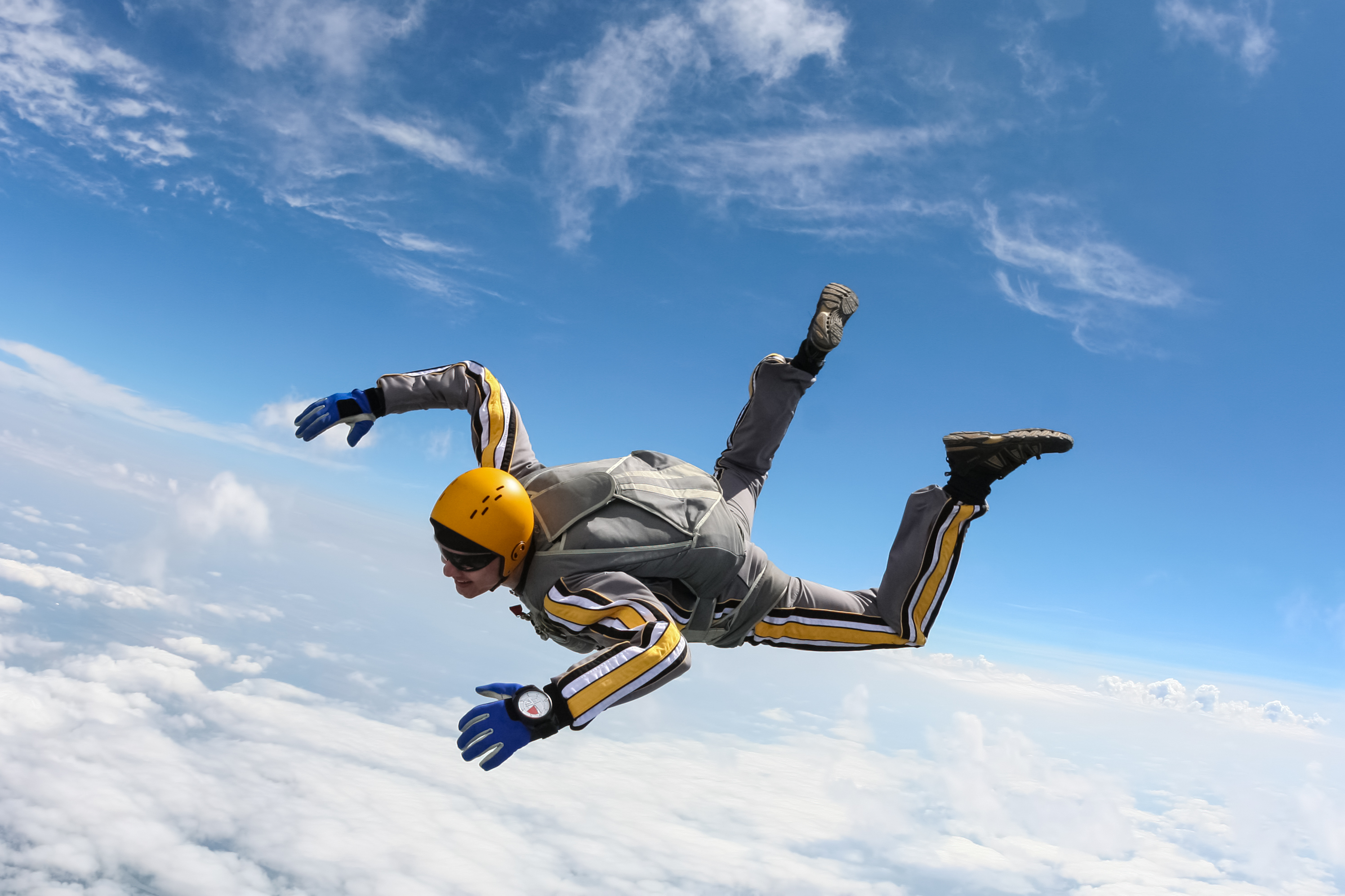 The Best Skydiving in Michigan | USA Today