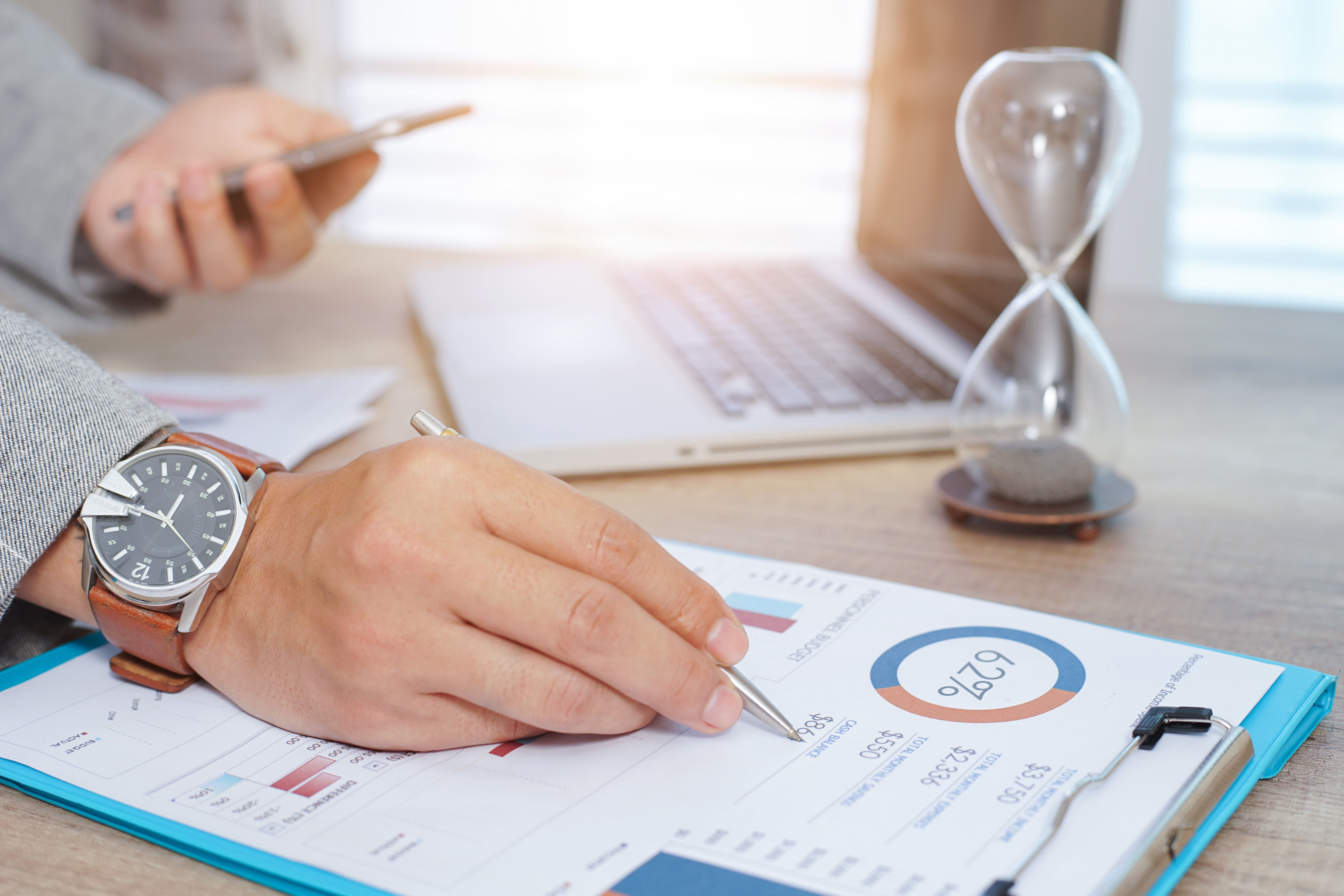 The Role of Accounting Management in Decision Making   Bizfluent