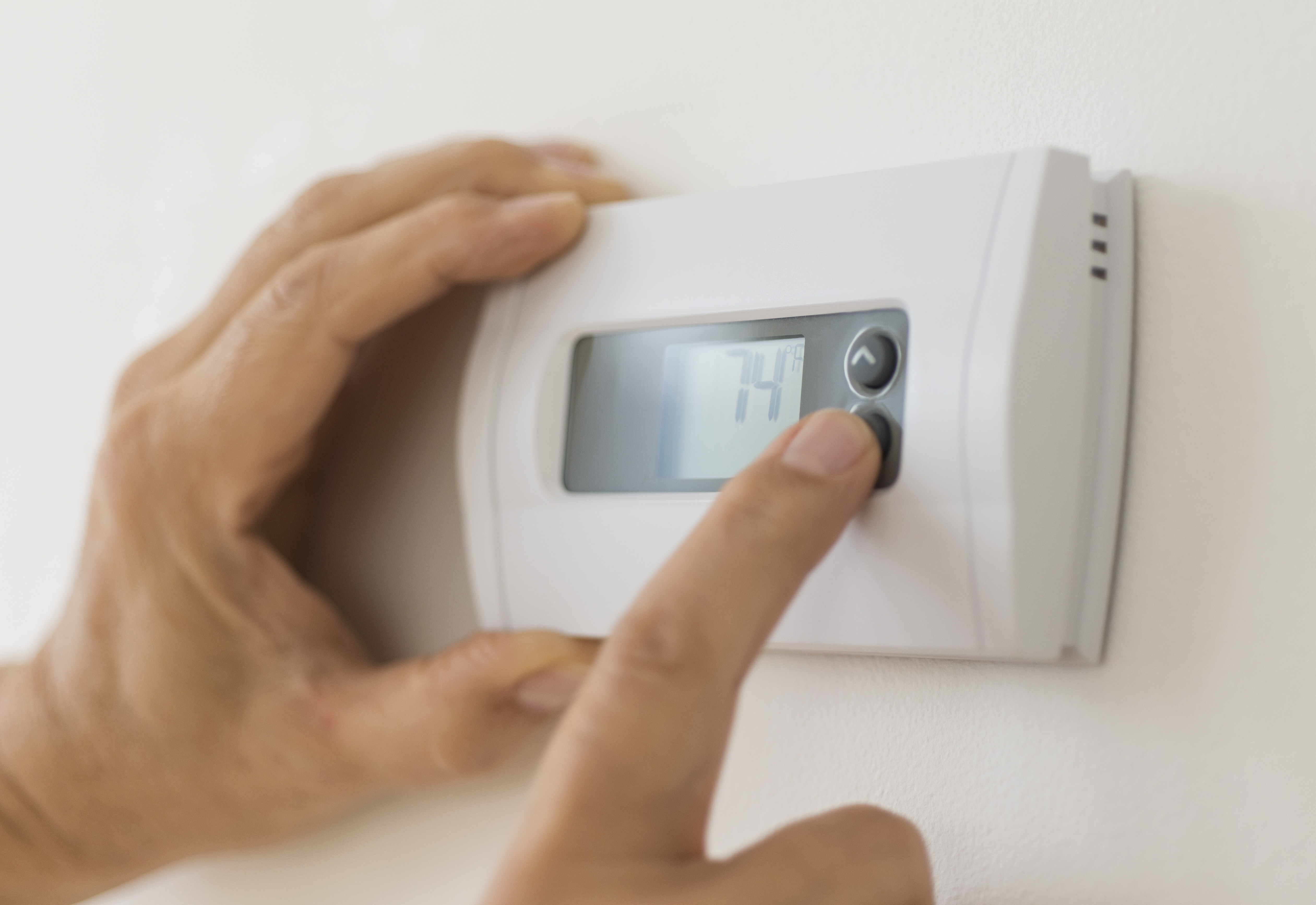 How to Change the Battery in a Honeywell Thermostat | Hunker