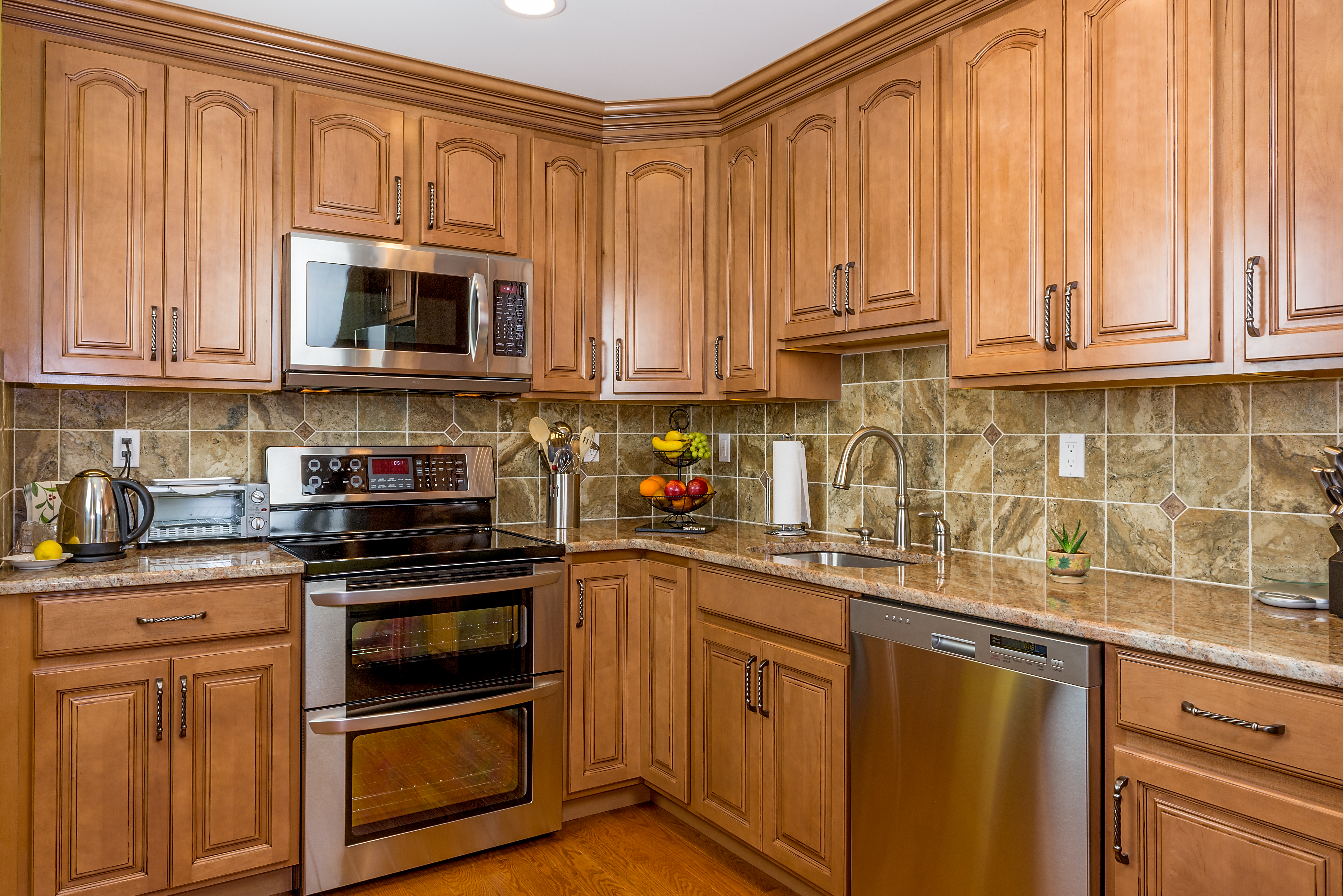 What To Use To Clean A Polyurethane Finish On Cabinets Hunker