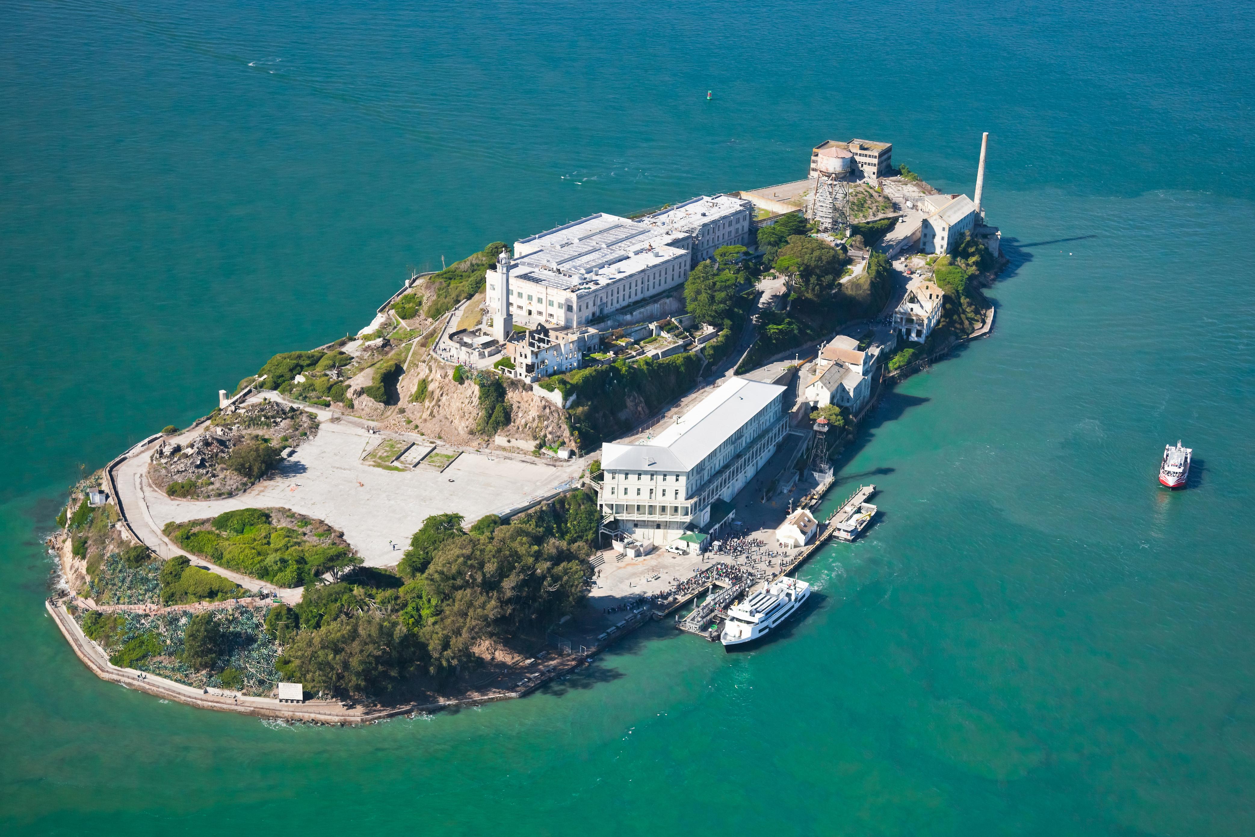 History Of Alcatraz Island