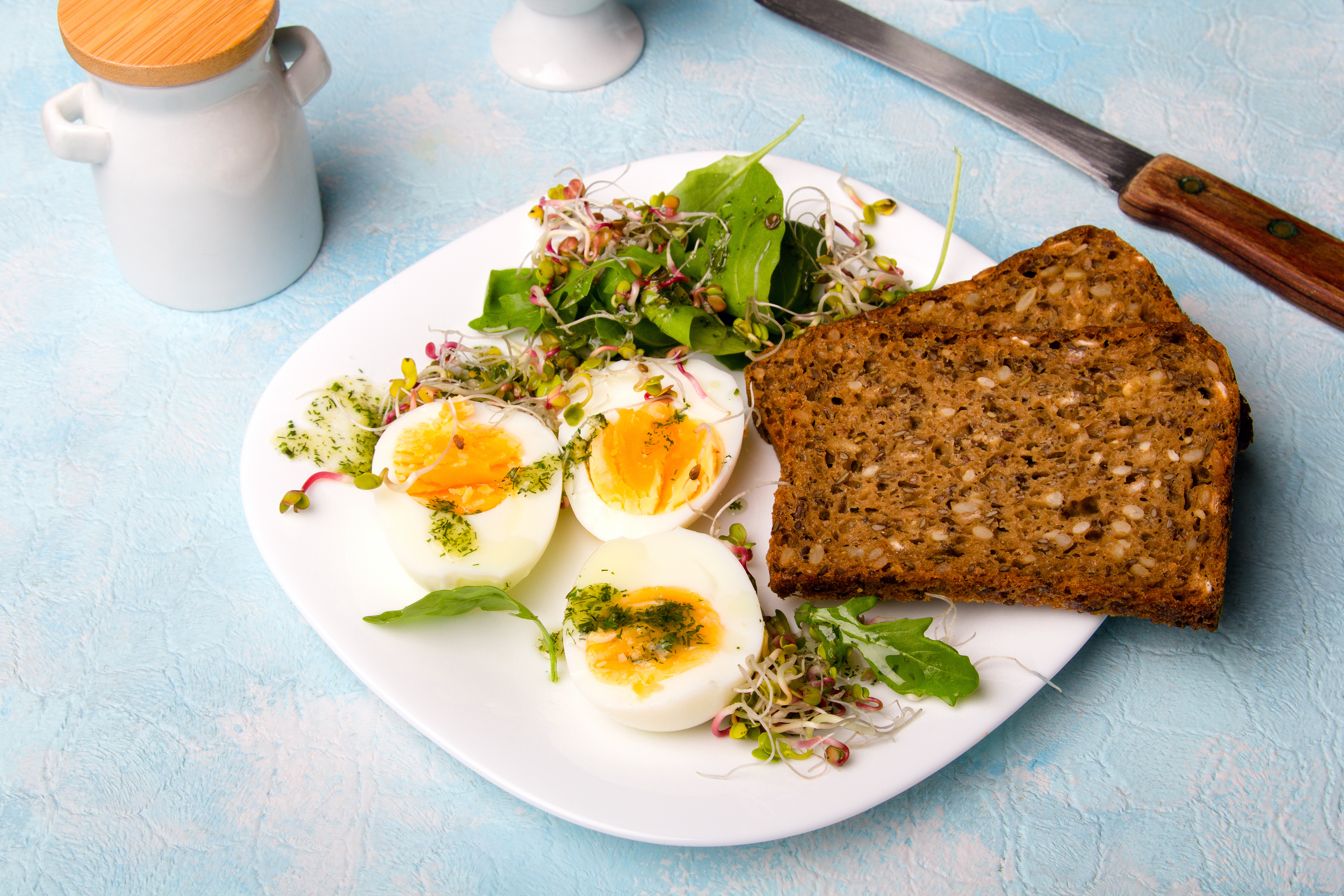 can i have eggs on the hcg diet