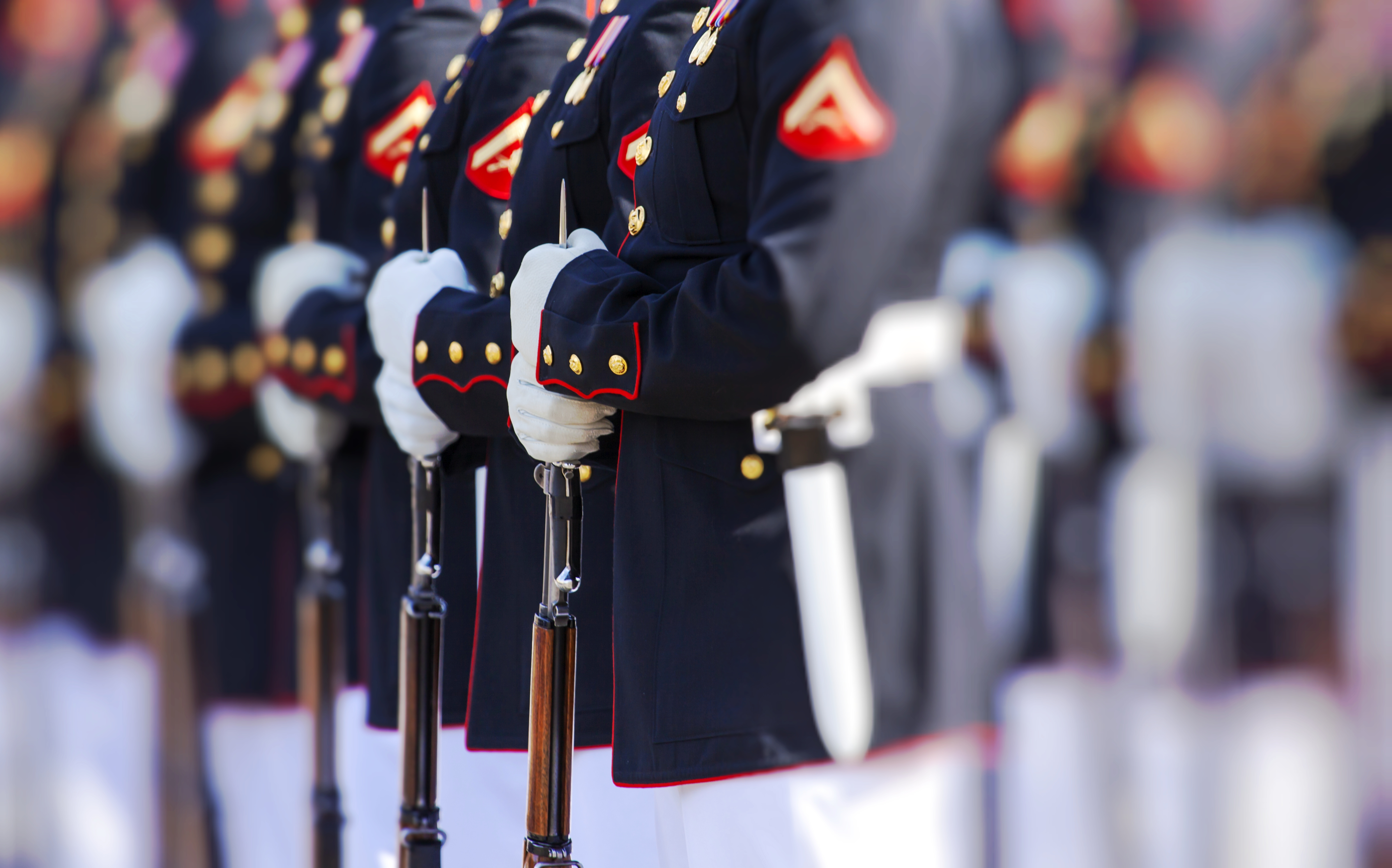 How Much Does a Marine Get Paid After Getting Married