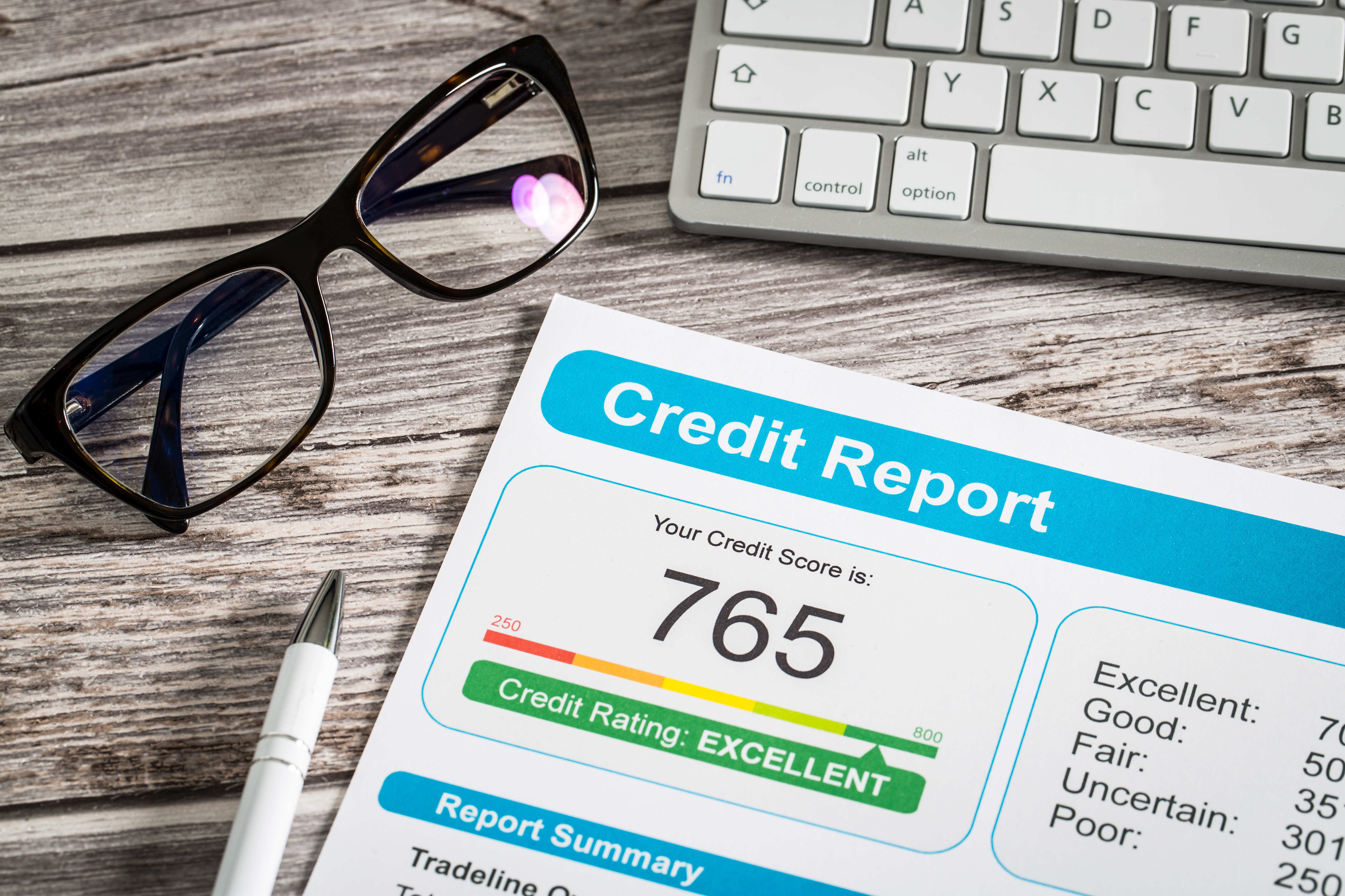 minimum credit score needed to buy a house | home guides | sf gate