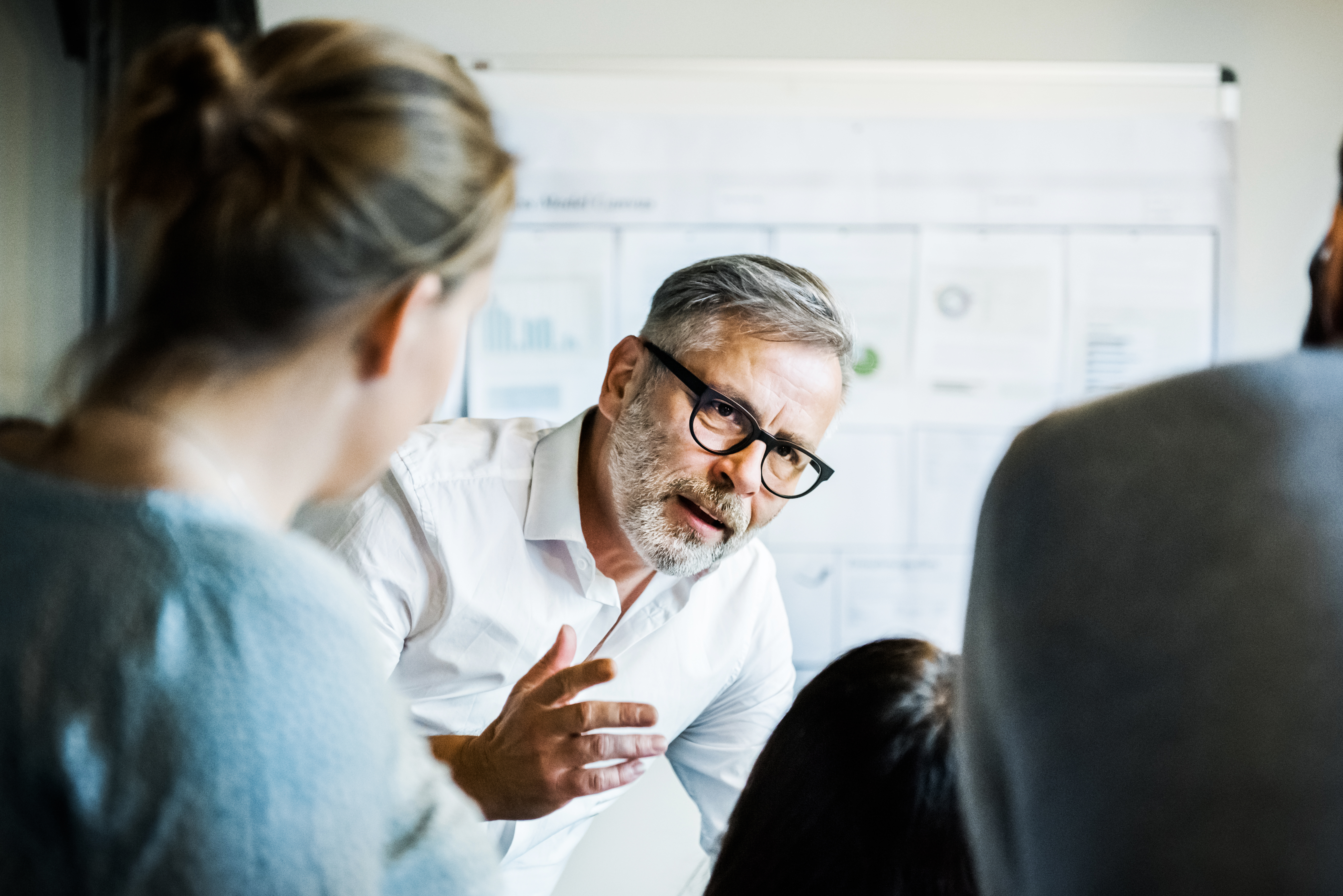 c9b5f78f56d The Importance of Interaction in Workplace Issues