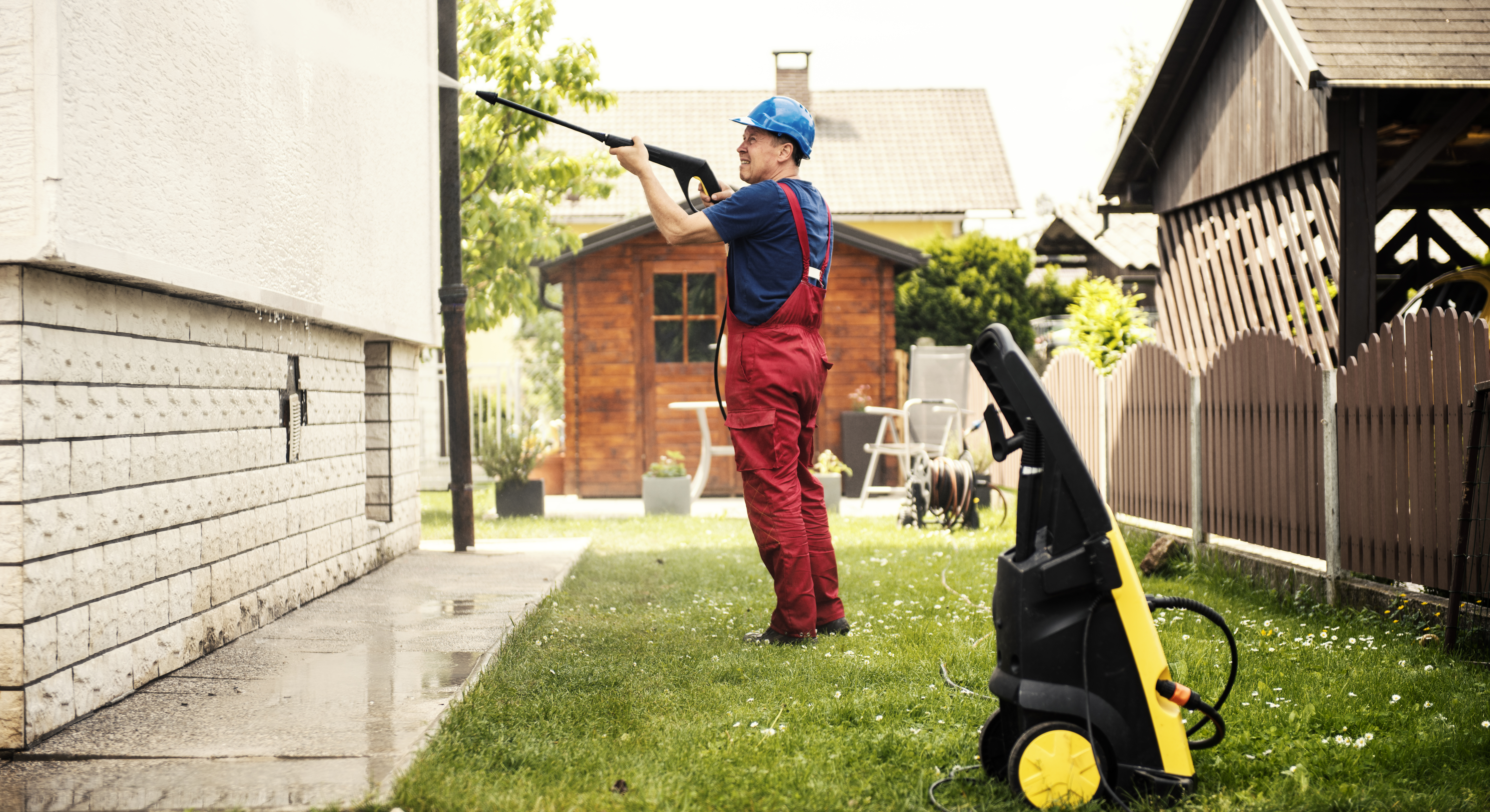 When Should I Change the Oil in My Pressure Washer Pump? | Hunker