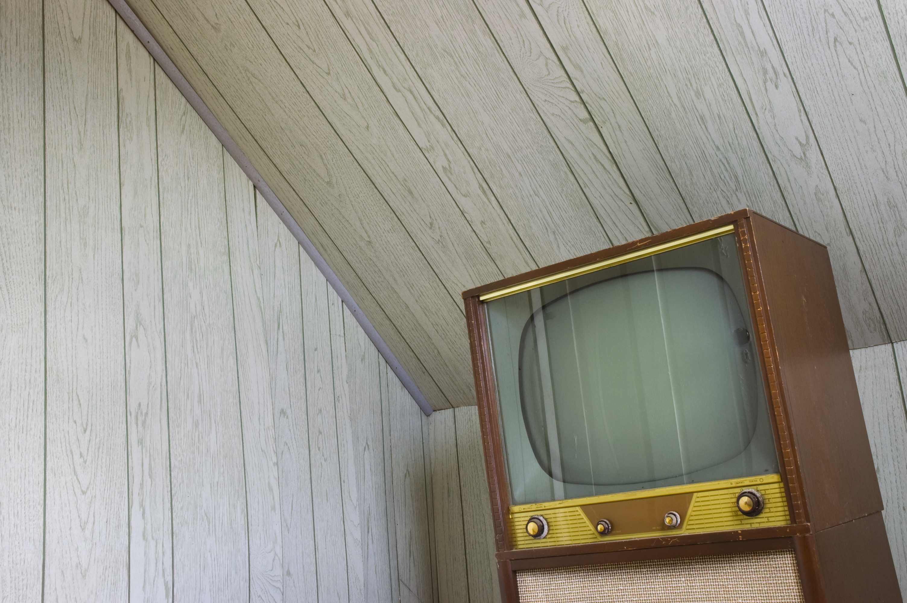 What To Do With Outdated Wood Paneled Walls Hunker