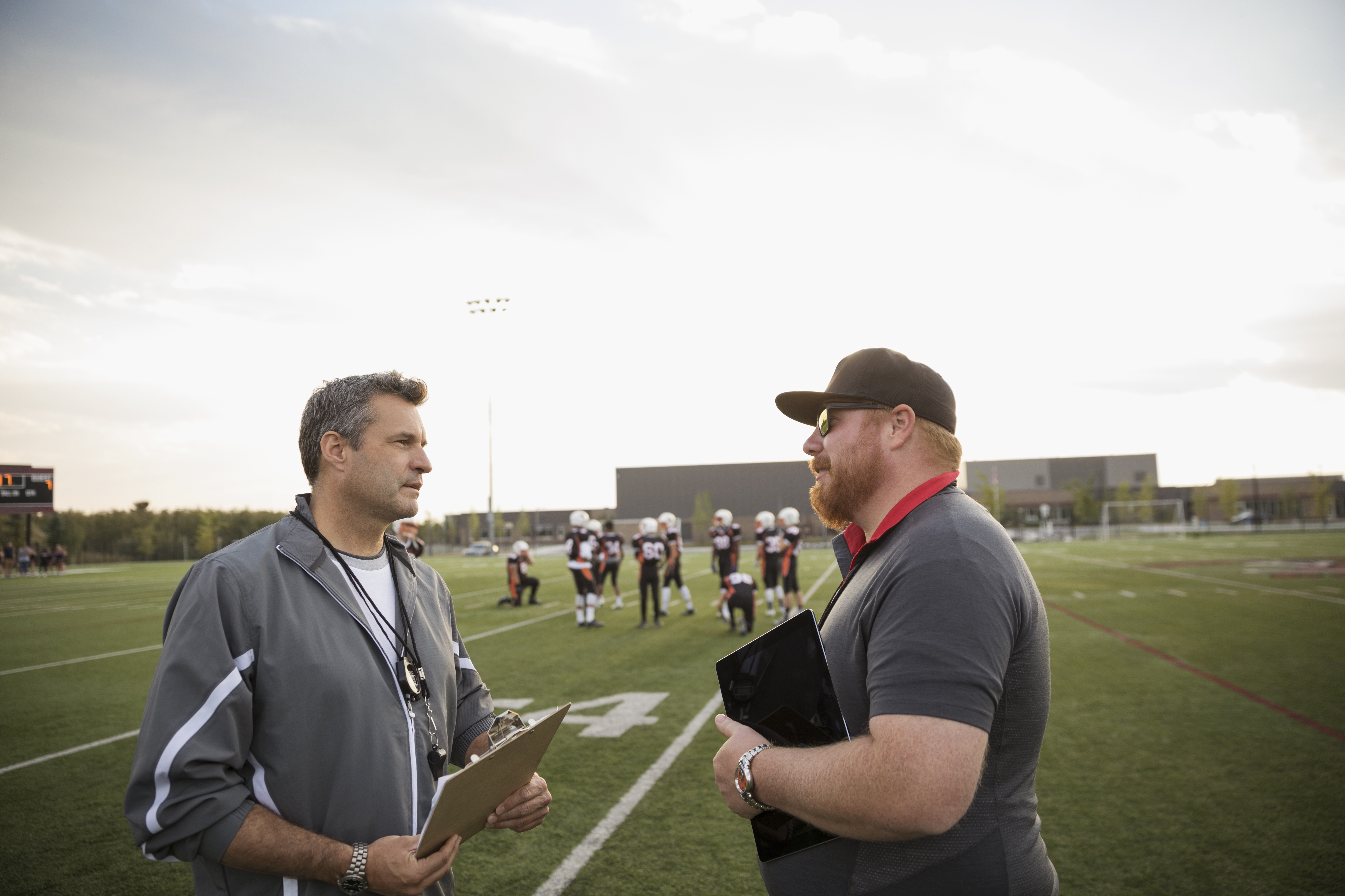 How Much Do High School Assistant Coaches Make Chron Com