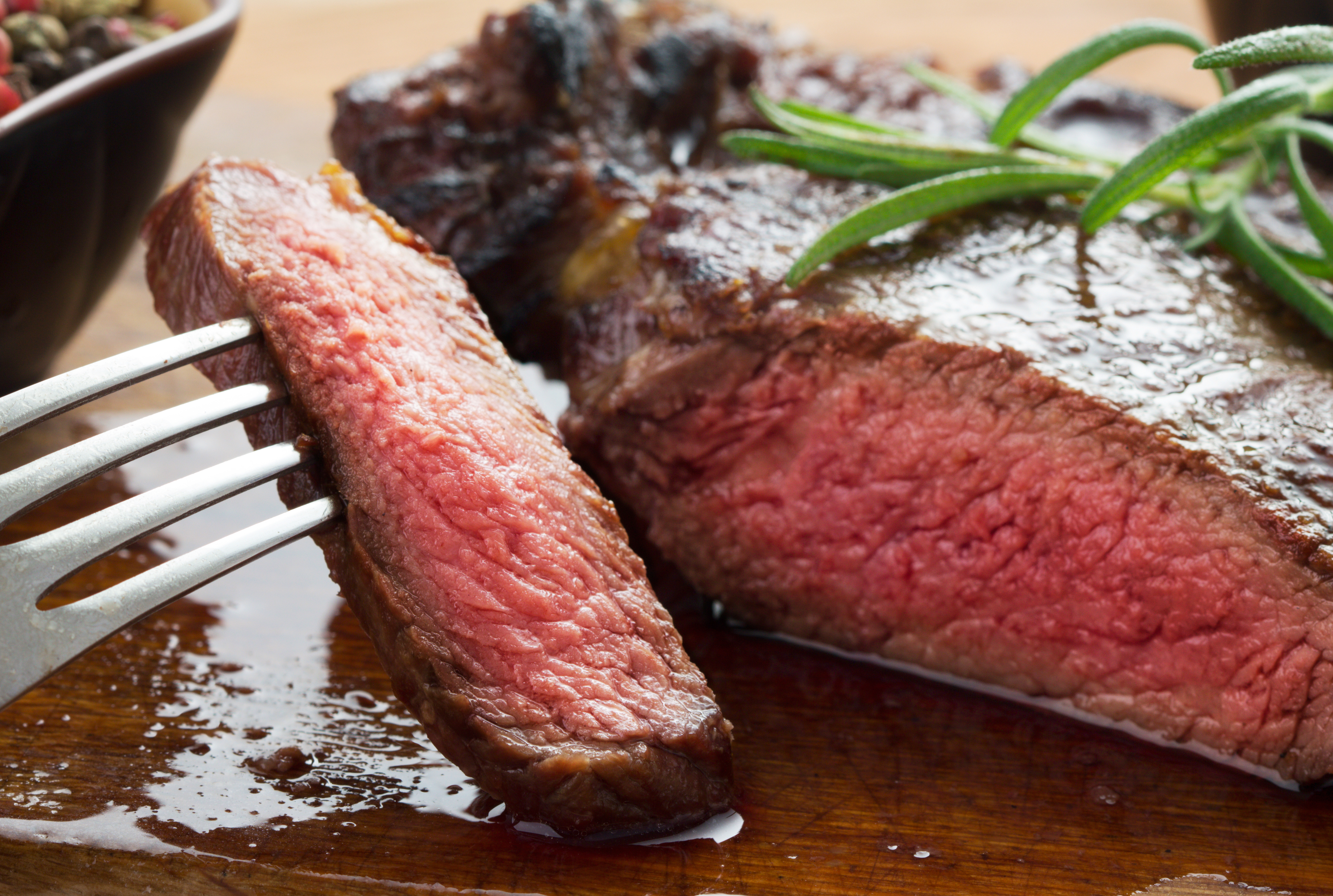 how much red meat is healthy