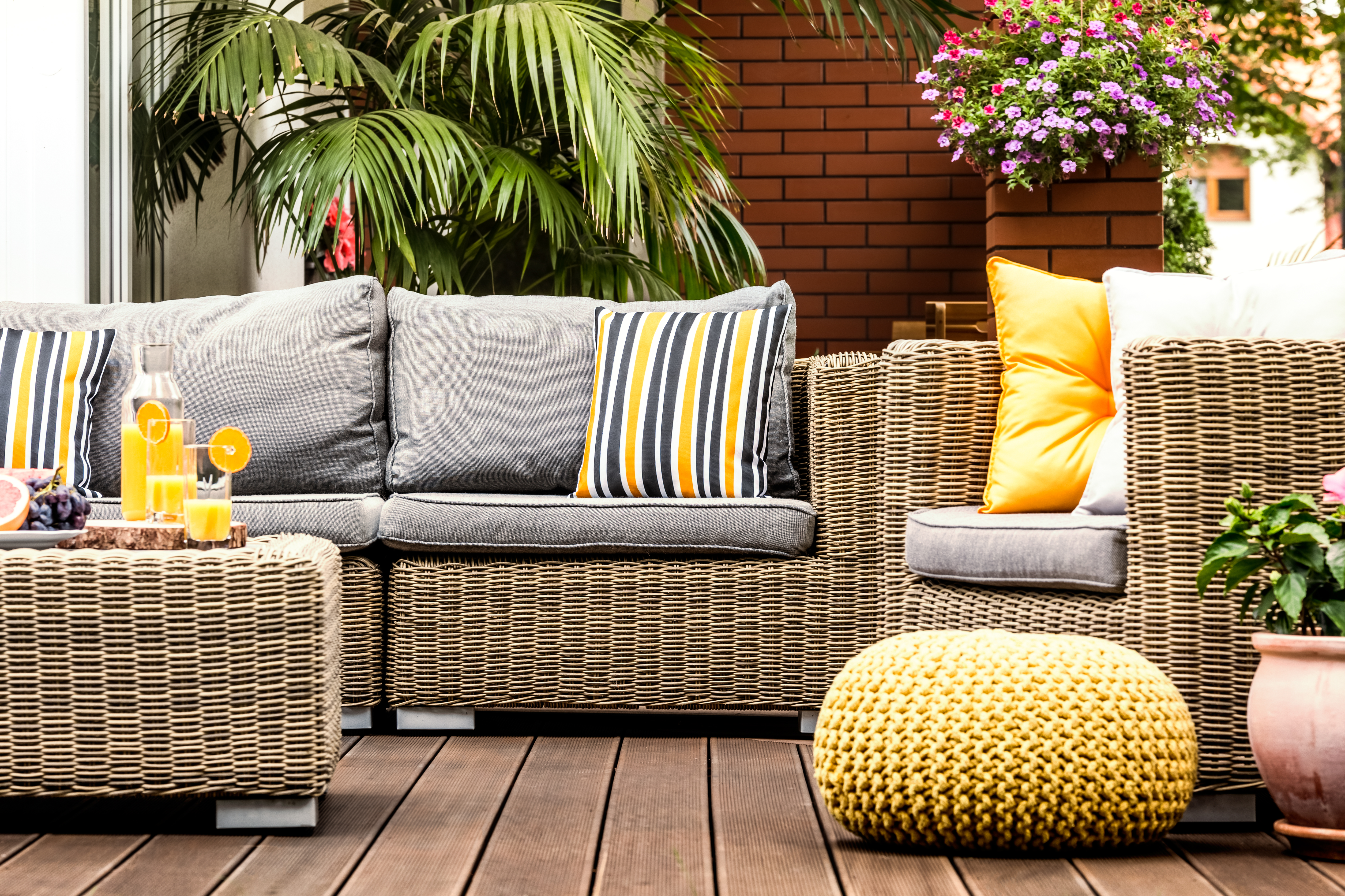 How To Get Rid Of Mildew Stains On Outdoor Fabric Furniture Home