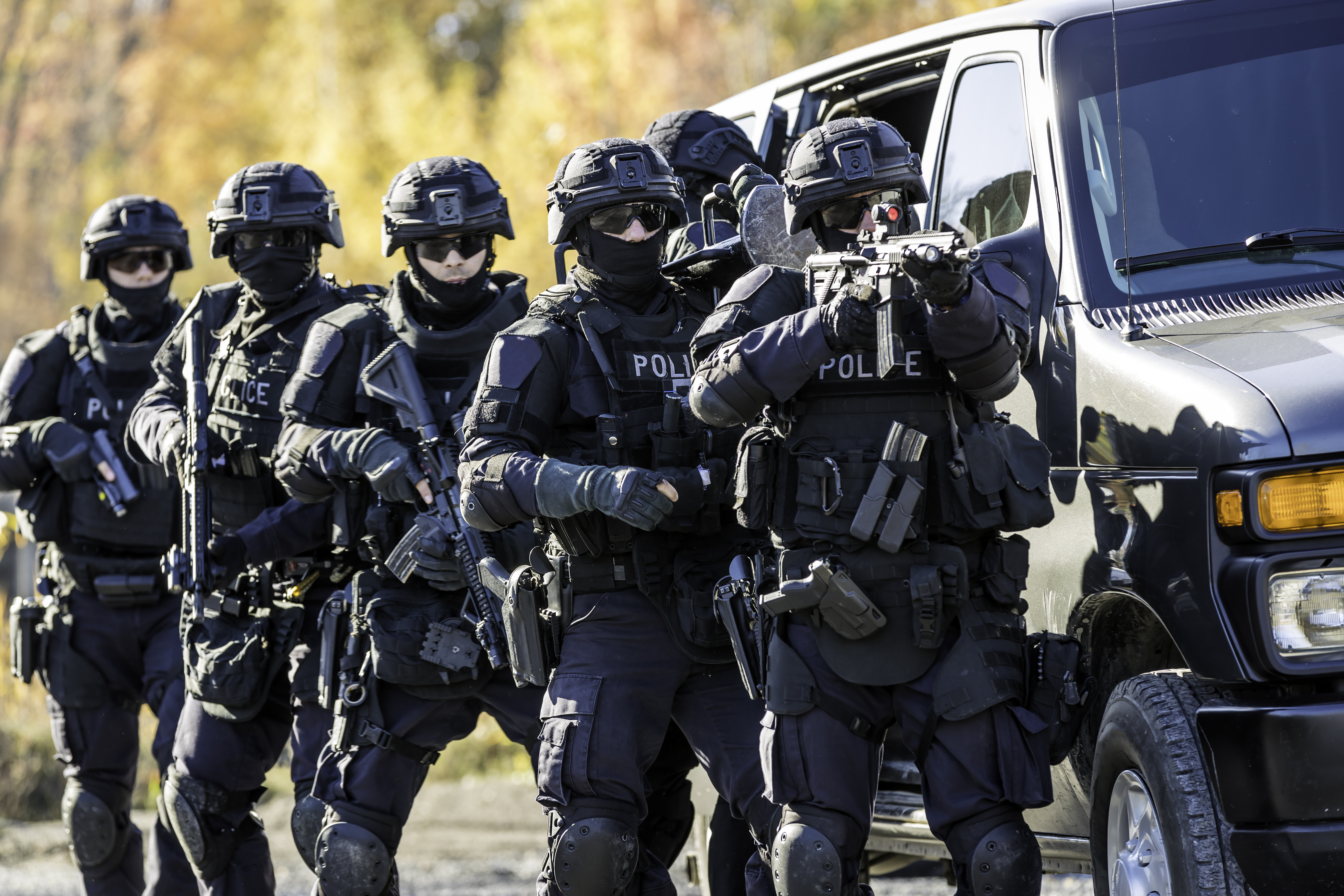 how much money does the swat make a year