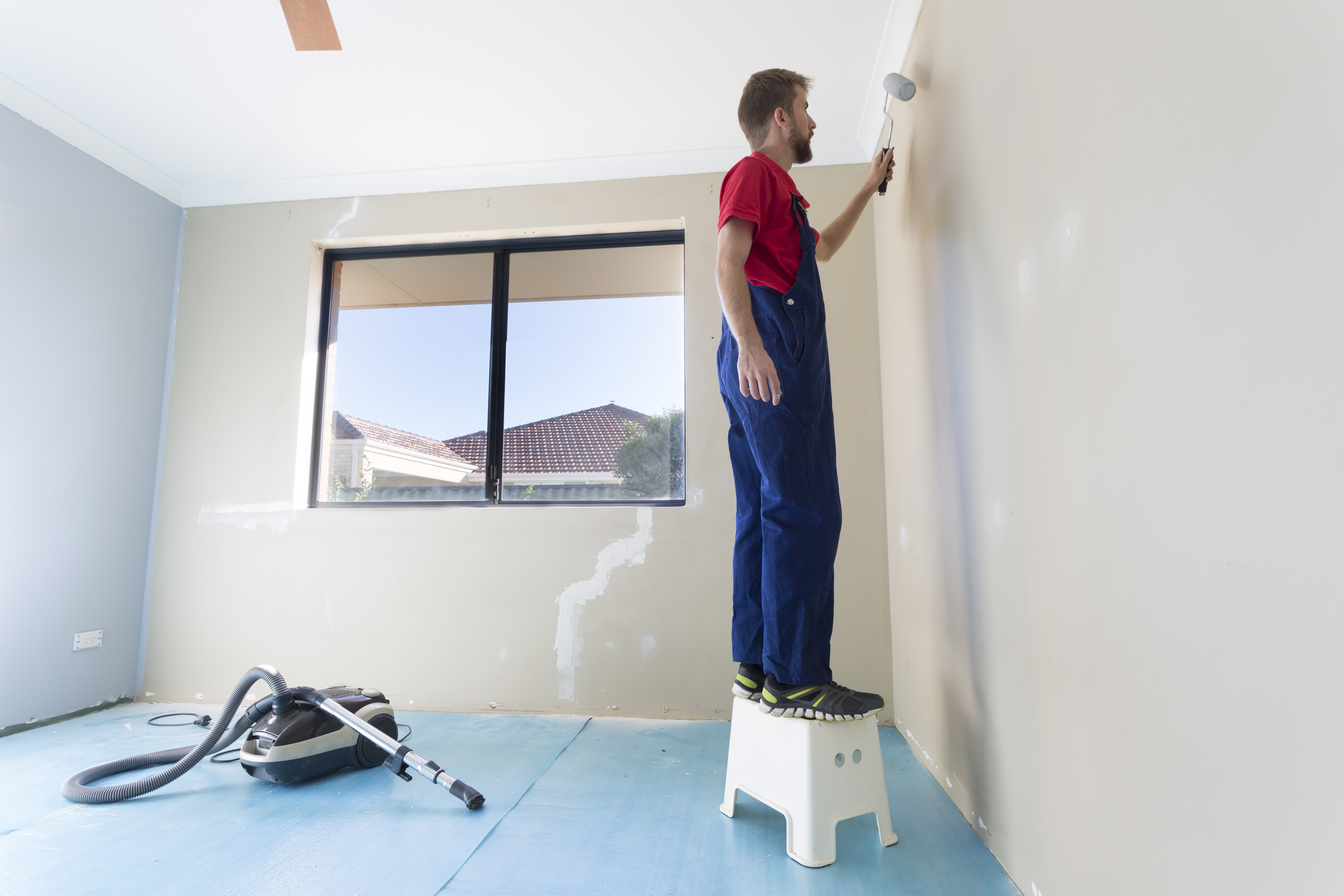 How to Apply Latex Paint Over Enamal Paint | Home Guides